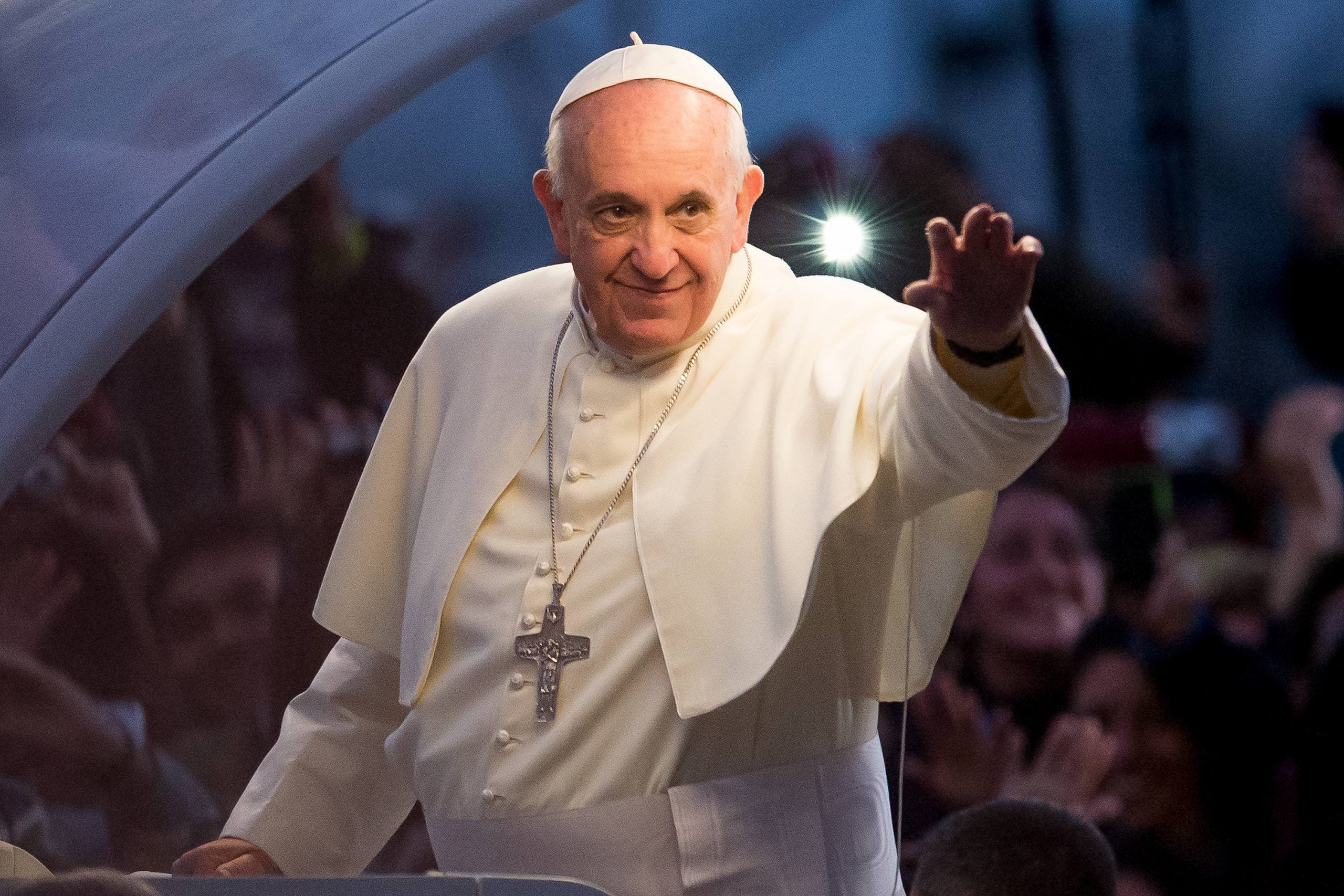 What the left can learn from Pope Francis