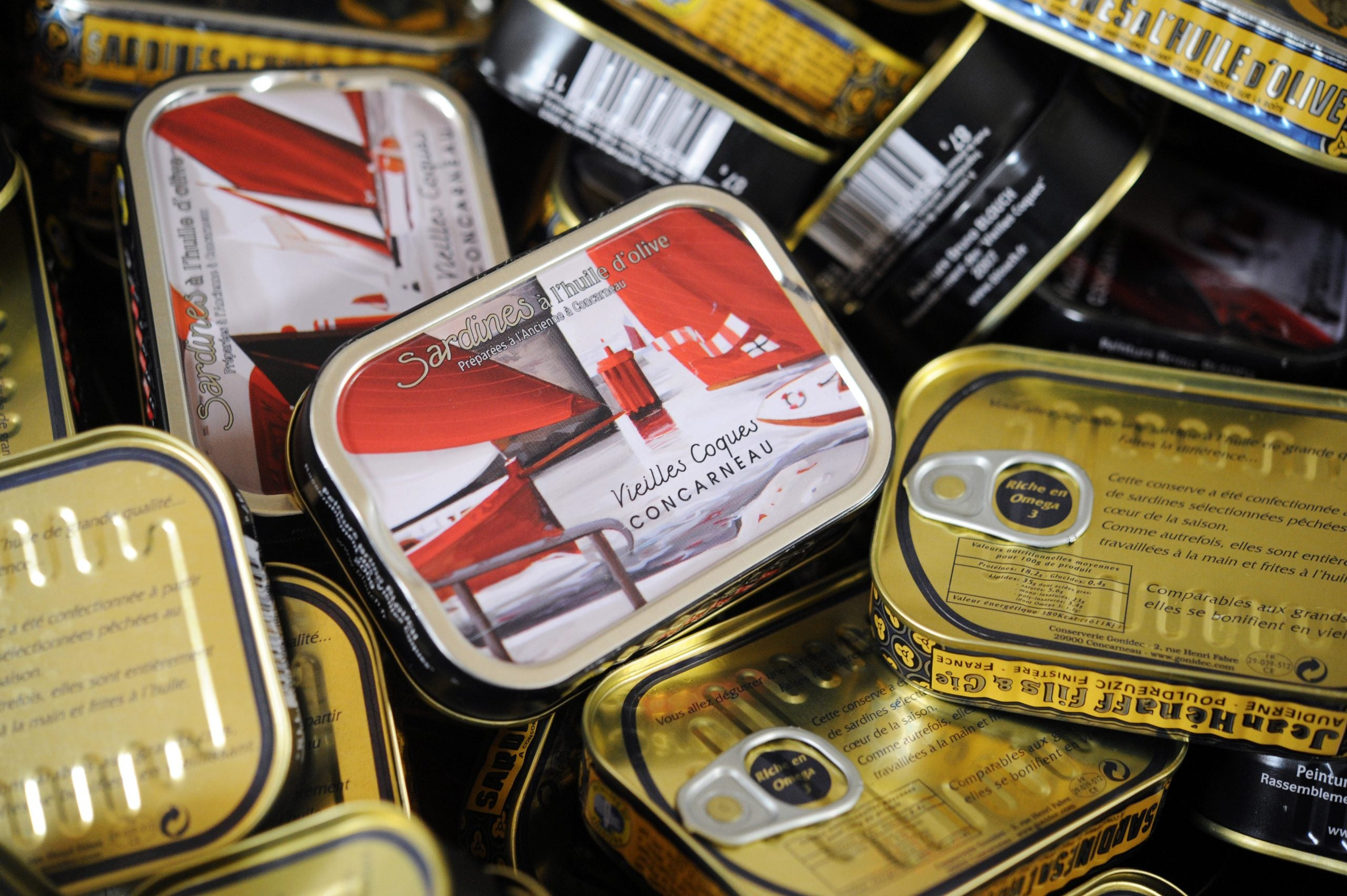 Lynn Barber's Diary: Stockpiling sardines for Brexit, the need for free teeth and the genius of John Bercow