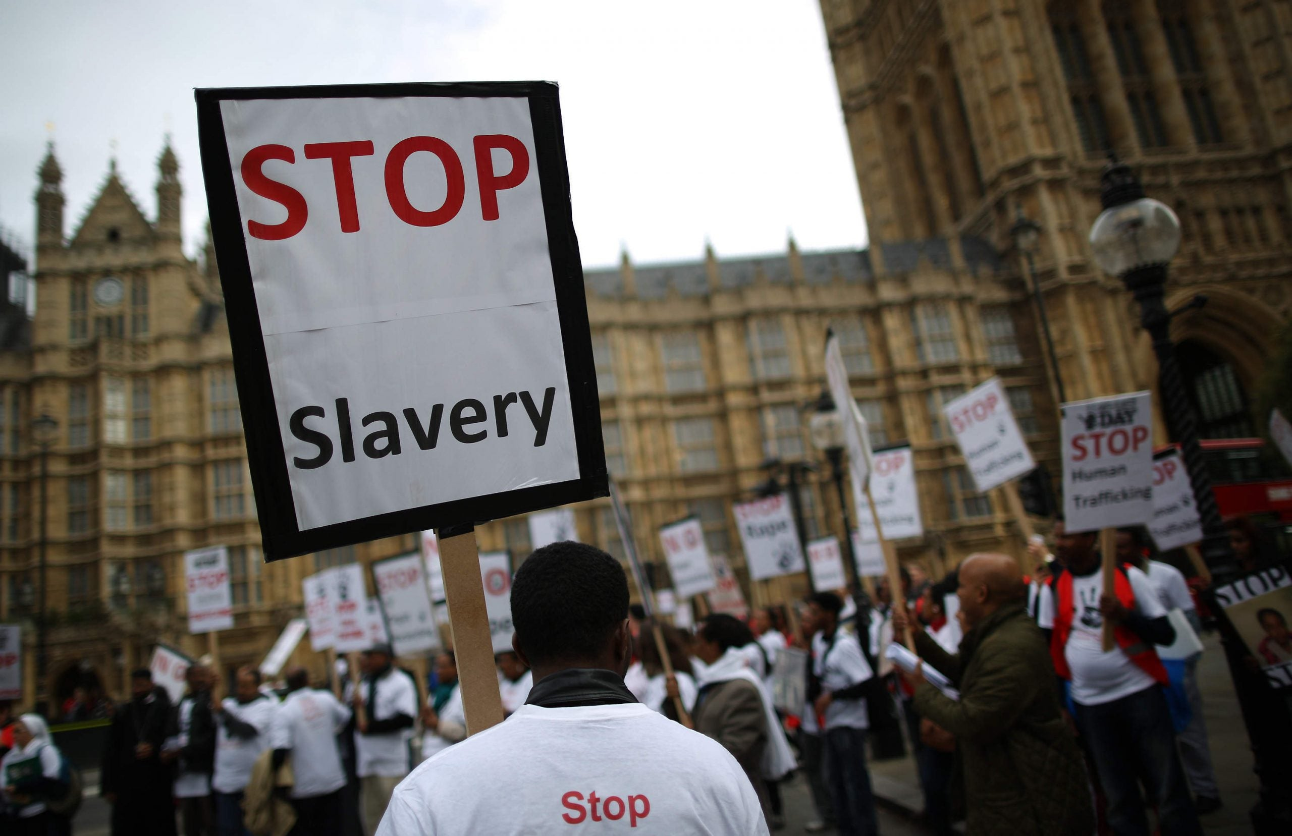 Don't be fooled by the new legislation, our fight against modern-day slavery in the UK isn't over