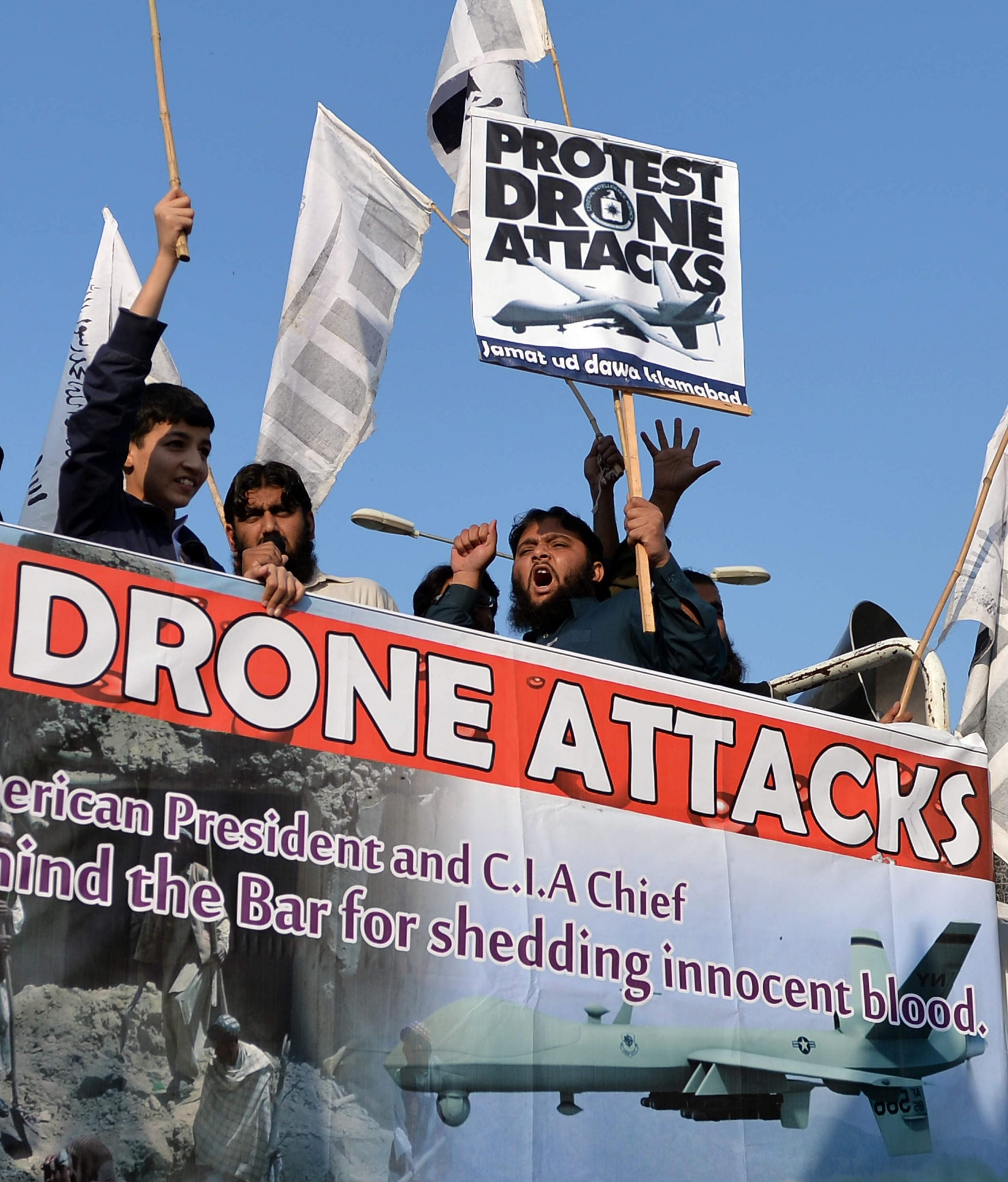 Eyes in the sky: the legal and philosophical implications of drone warfare