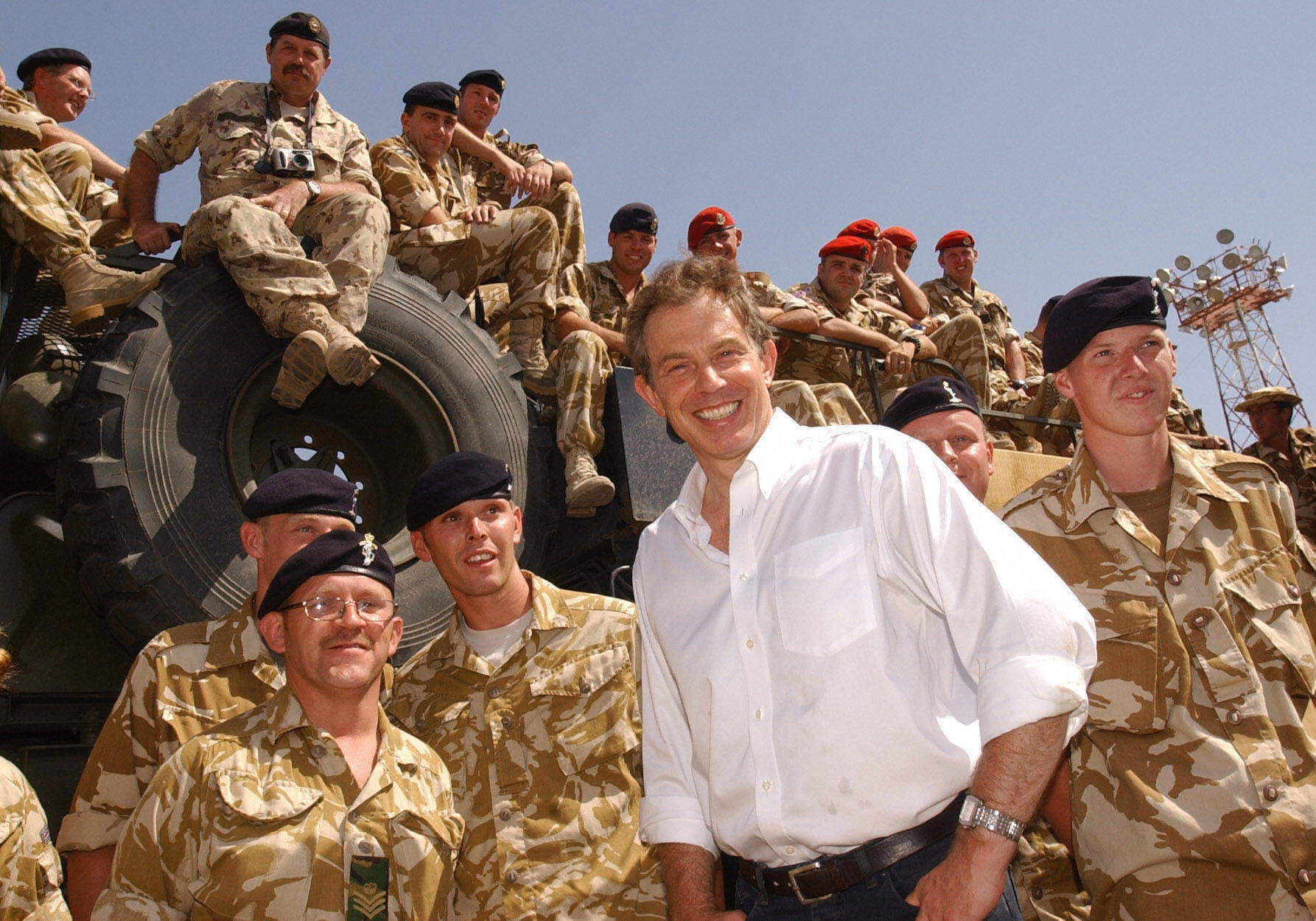 A debate on the Iraq war reveals Tony Blair's most loyal friends - and enemies