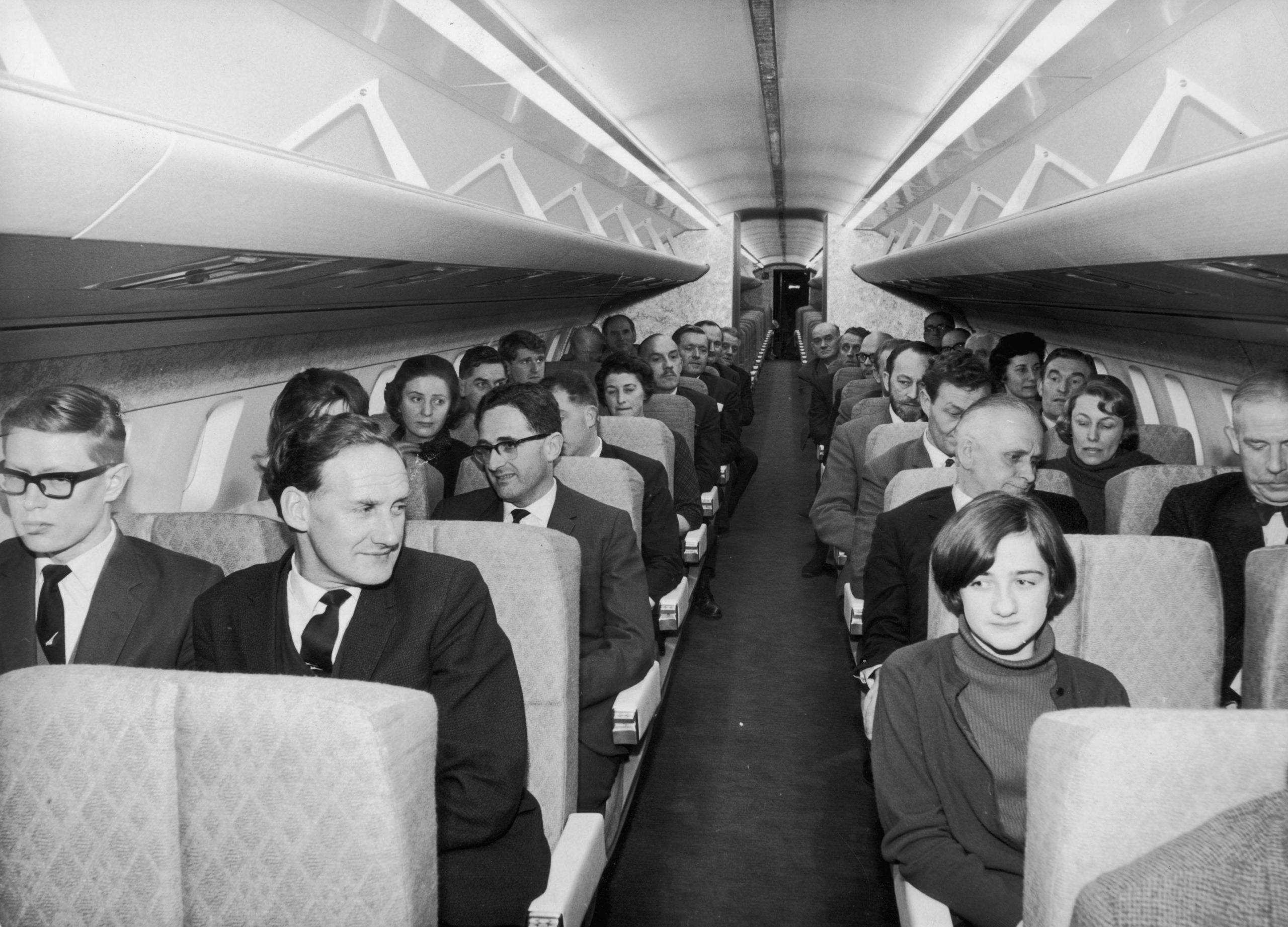 Tears in heaven: Why do we cry on aeroplanes?