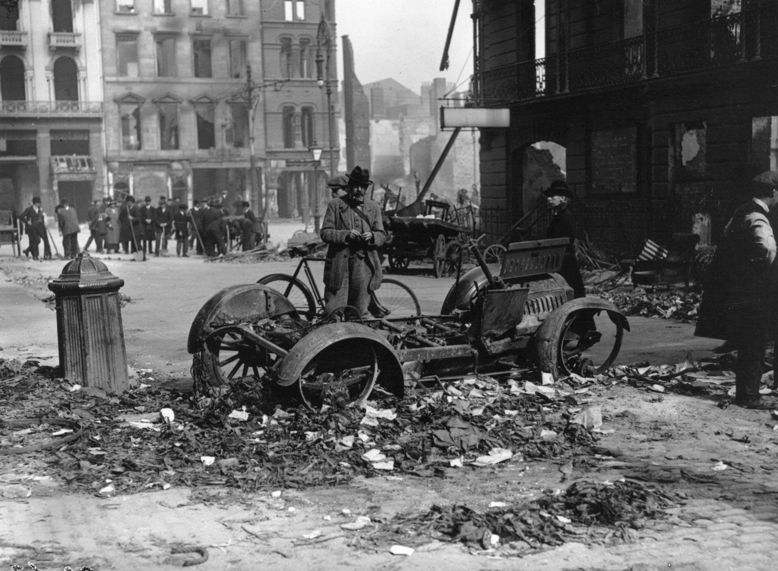 A century after the Easter Rising, we Brits should be less nervous about celebrating Irish history