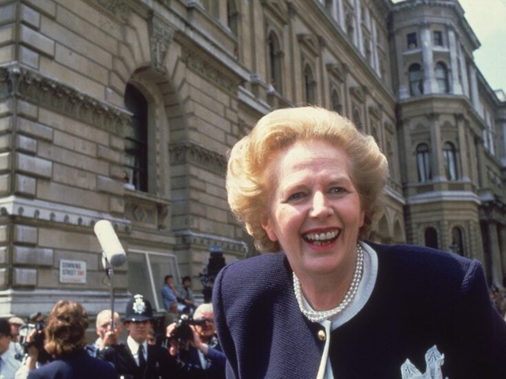 Alison Phillips' Diary: Why I don't want to become the Mirror's Margaret Thatcher
