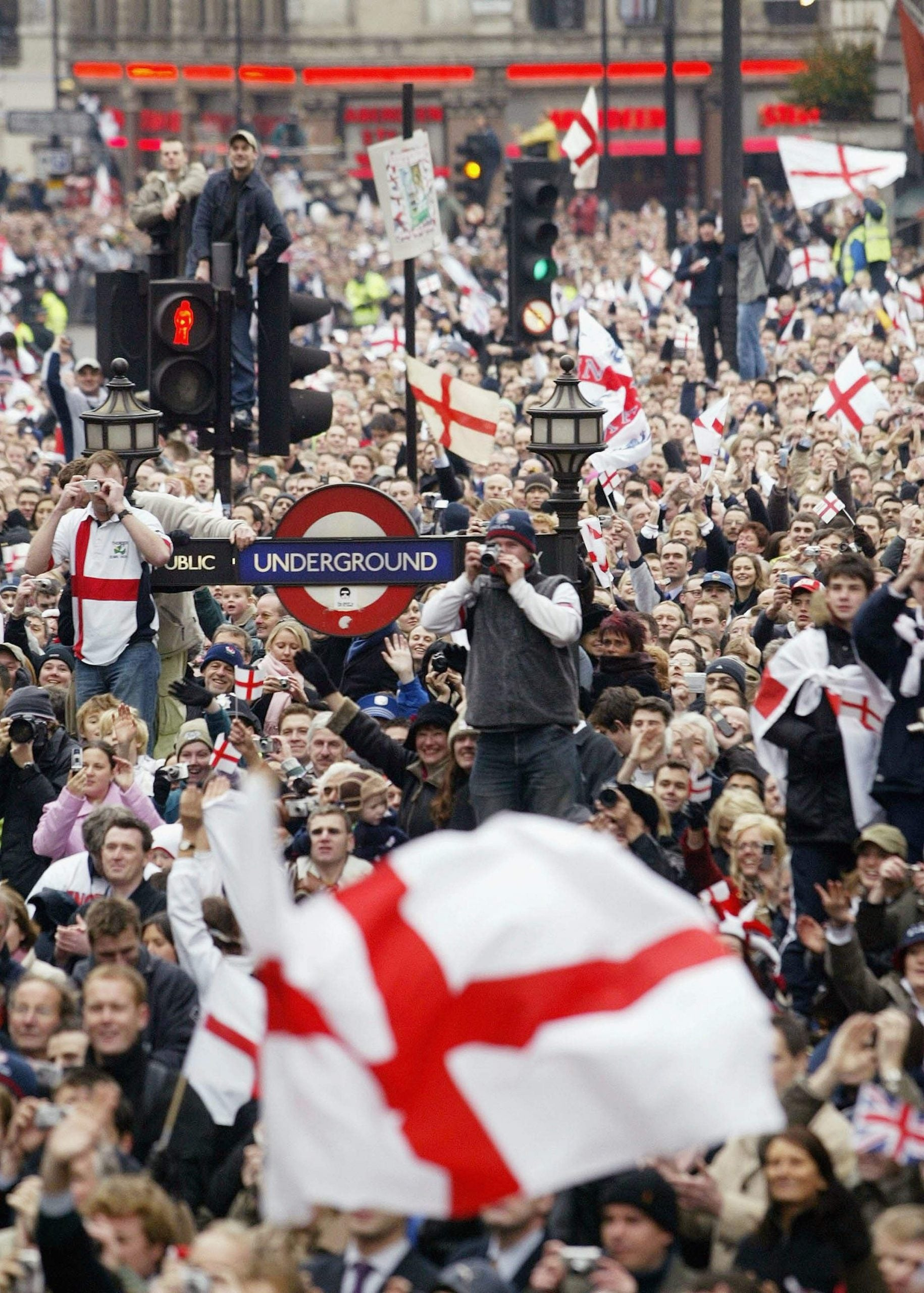 Do you see yourself as British or English? The answer could help define modern politics