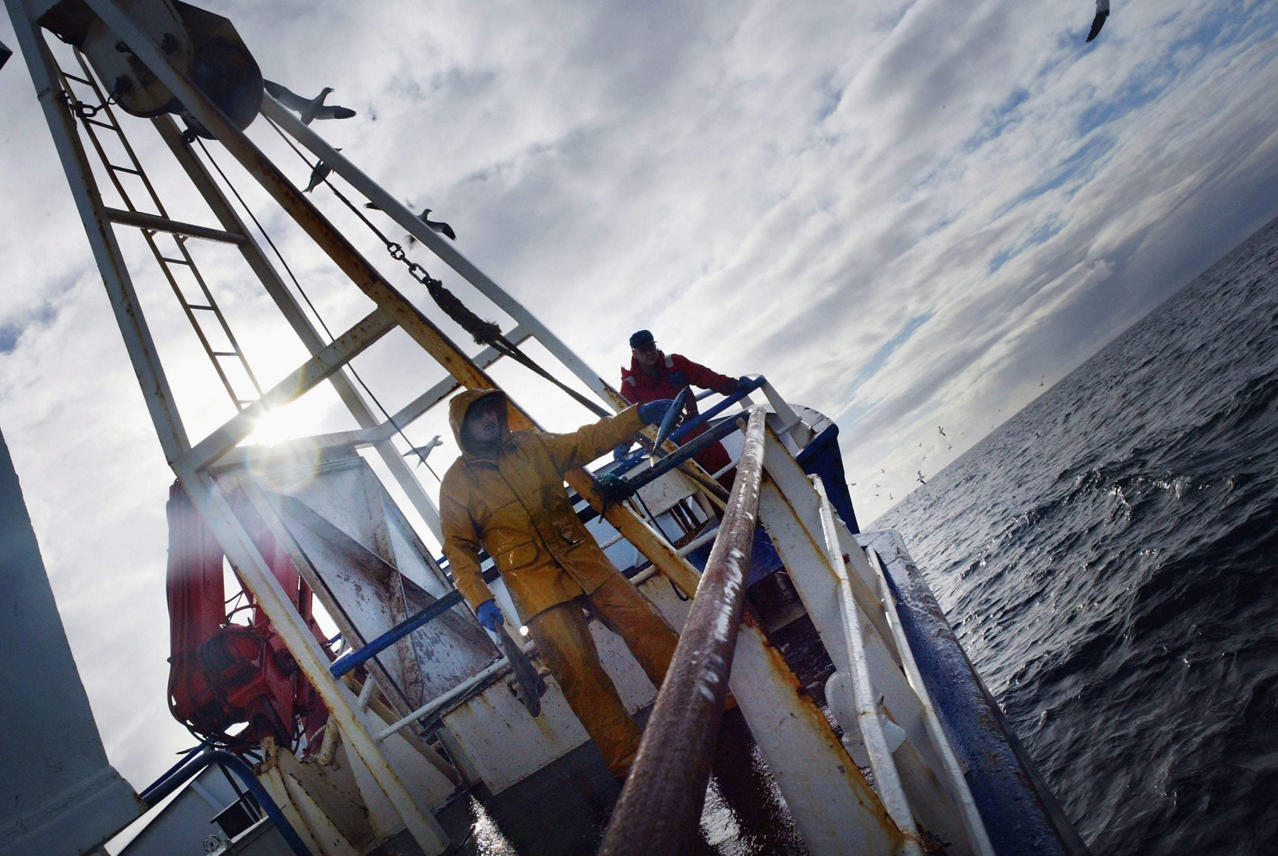 Ocean Stories: what it's really like to work on the world's seas