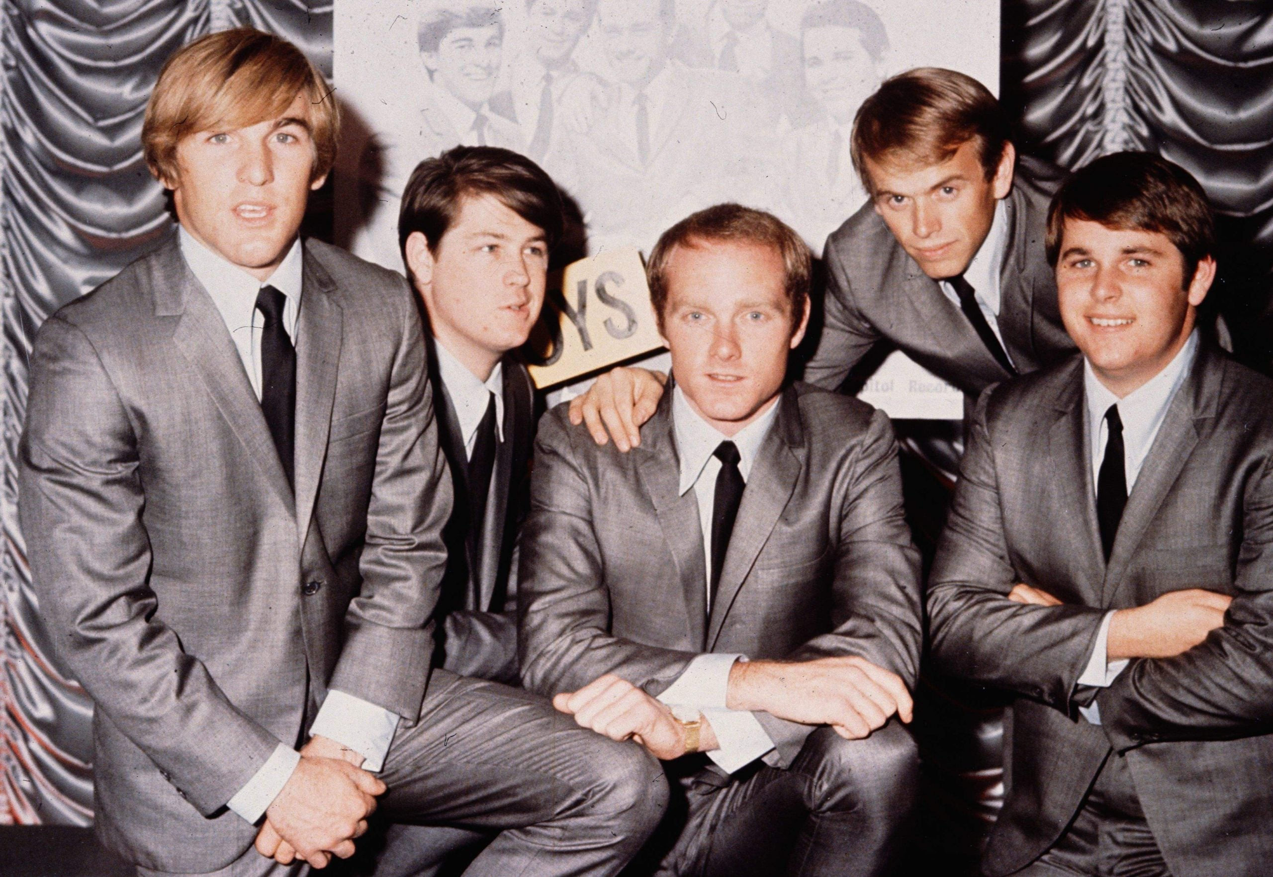 Why I want to tell the Beach Boys to get over themselves