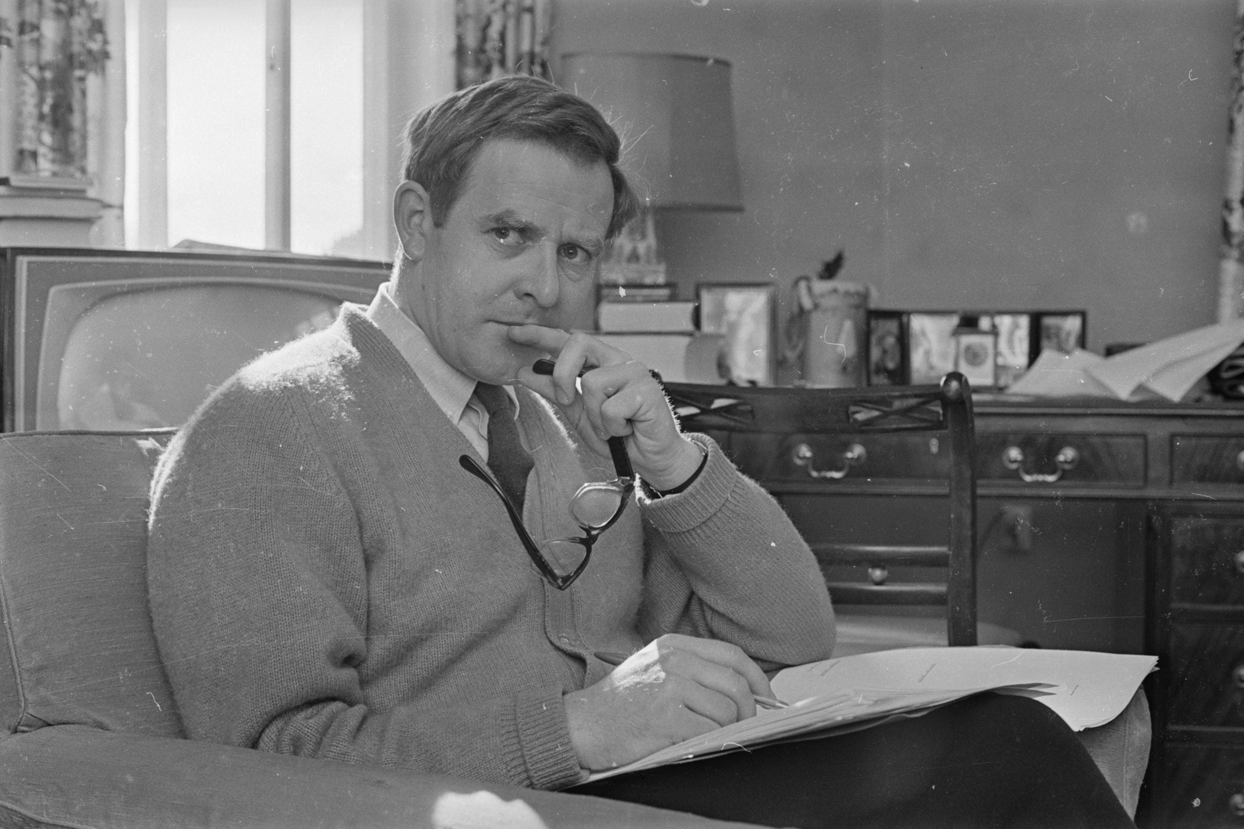 From the NS Archive: The secrets of John le Carré