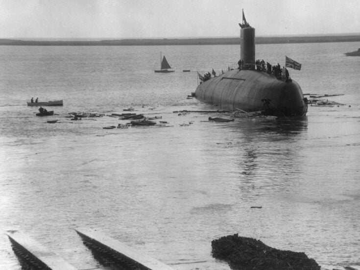 The nuclear submarines Britain quietly forgot about (at a cost of £16m)