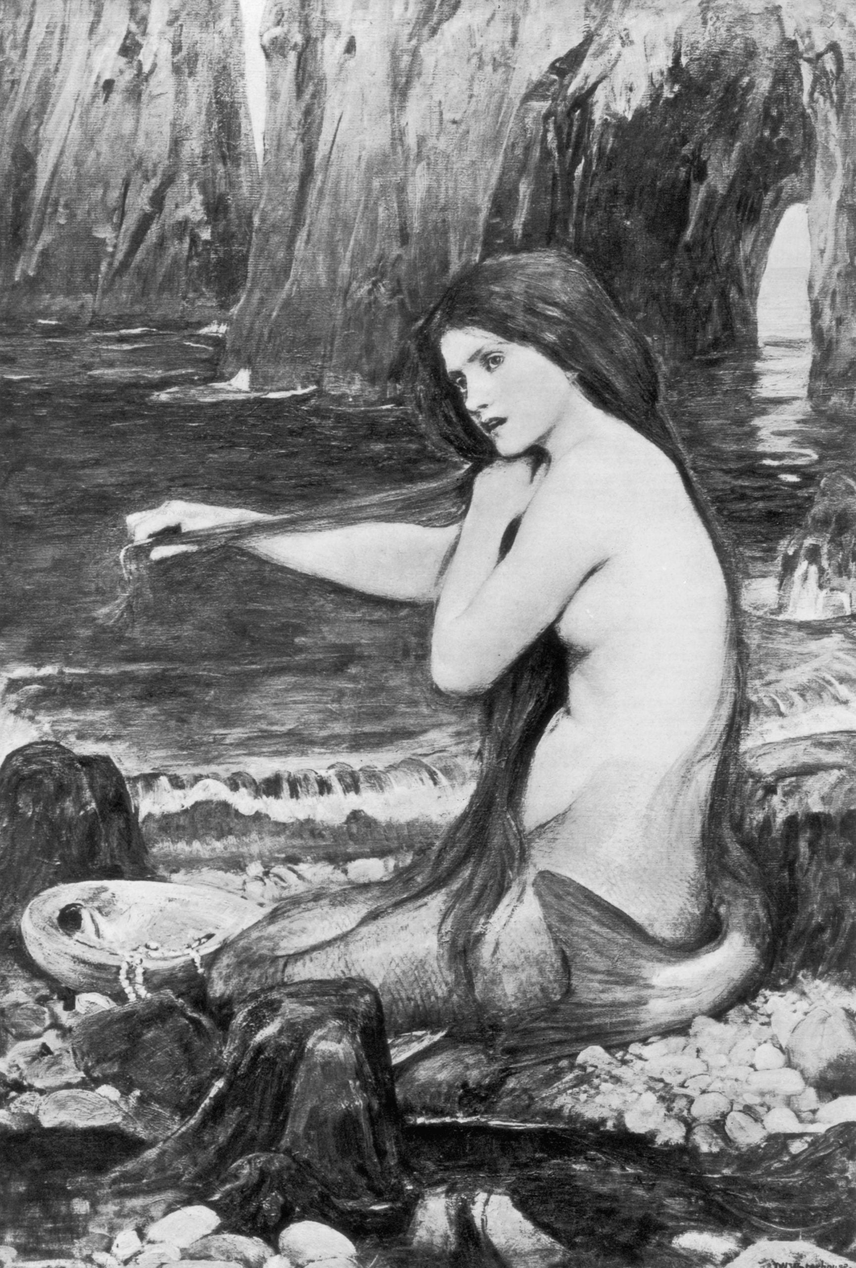The Lighthouse and the male fantasy of the mermaid