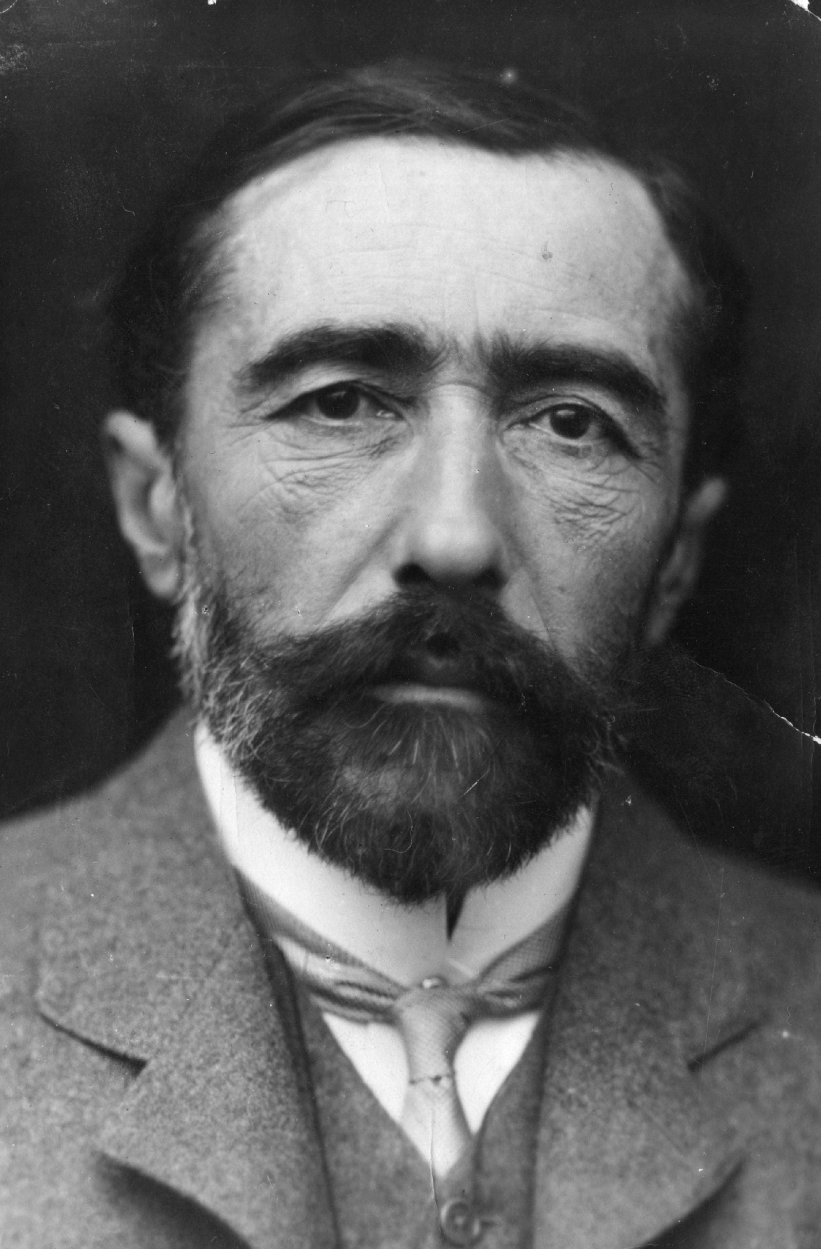From the NS archive: We must drift: a letter from Joseph Conrad