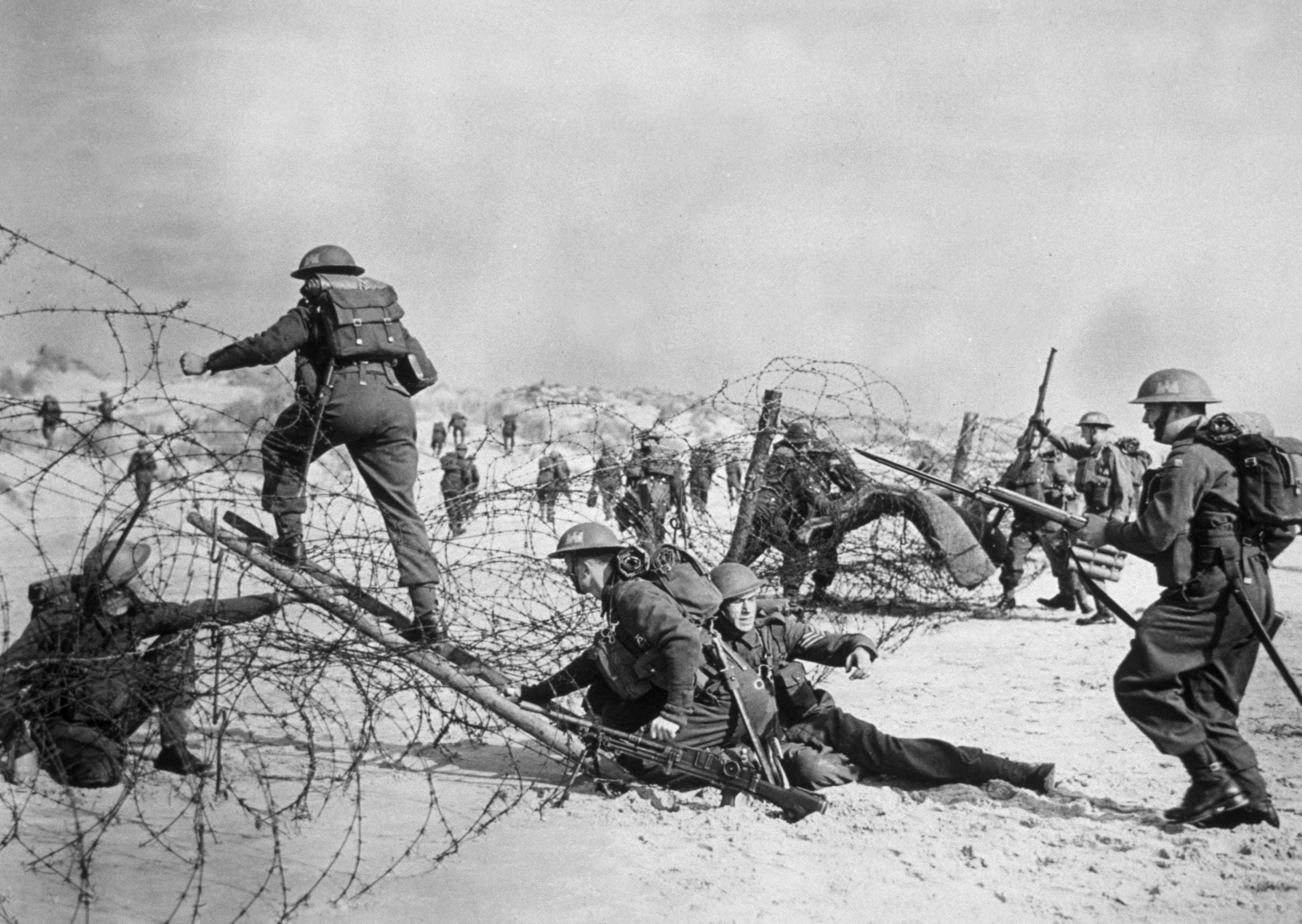 75 years after D-Day, the ideology we defeated isn't dead, just dormant