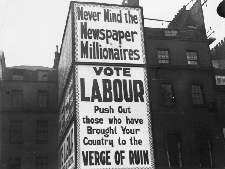 Don't mention the S-word: why Labour has never been a socialist party