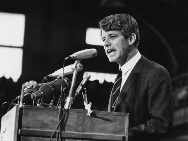 Bobby Kennedy is the greatest president America never had