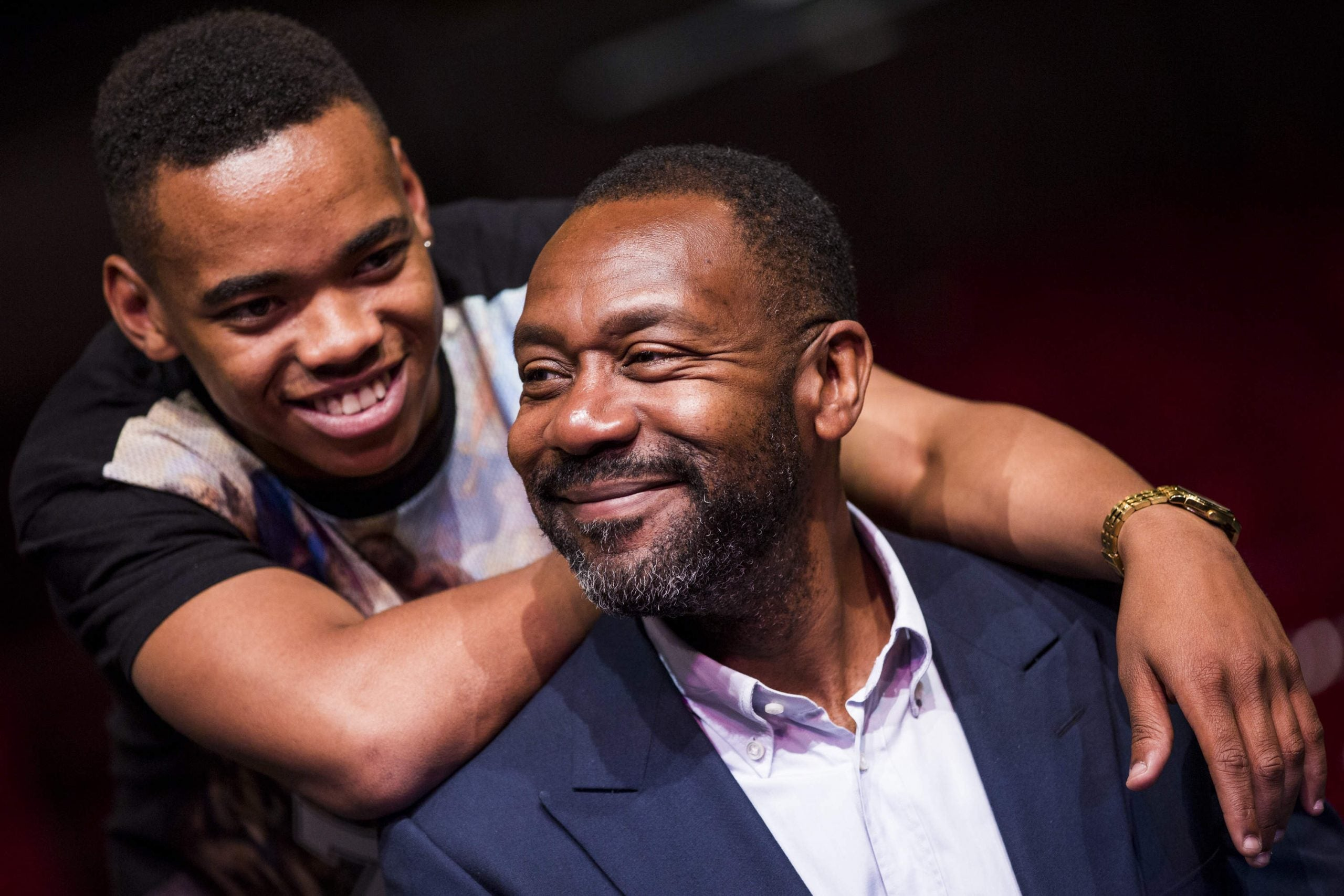 Lenny Henry: There is only one certain way to smash the black glass ceiling in television
