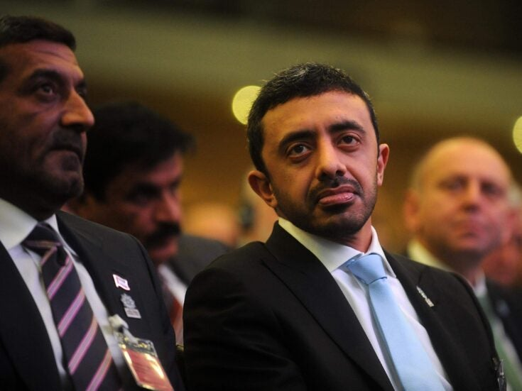 MPs are set to privately meet with UAE official – days after the UN slammed its record in Yemen