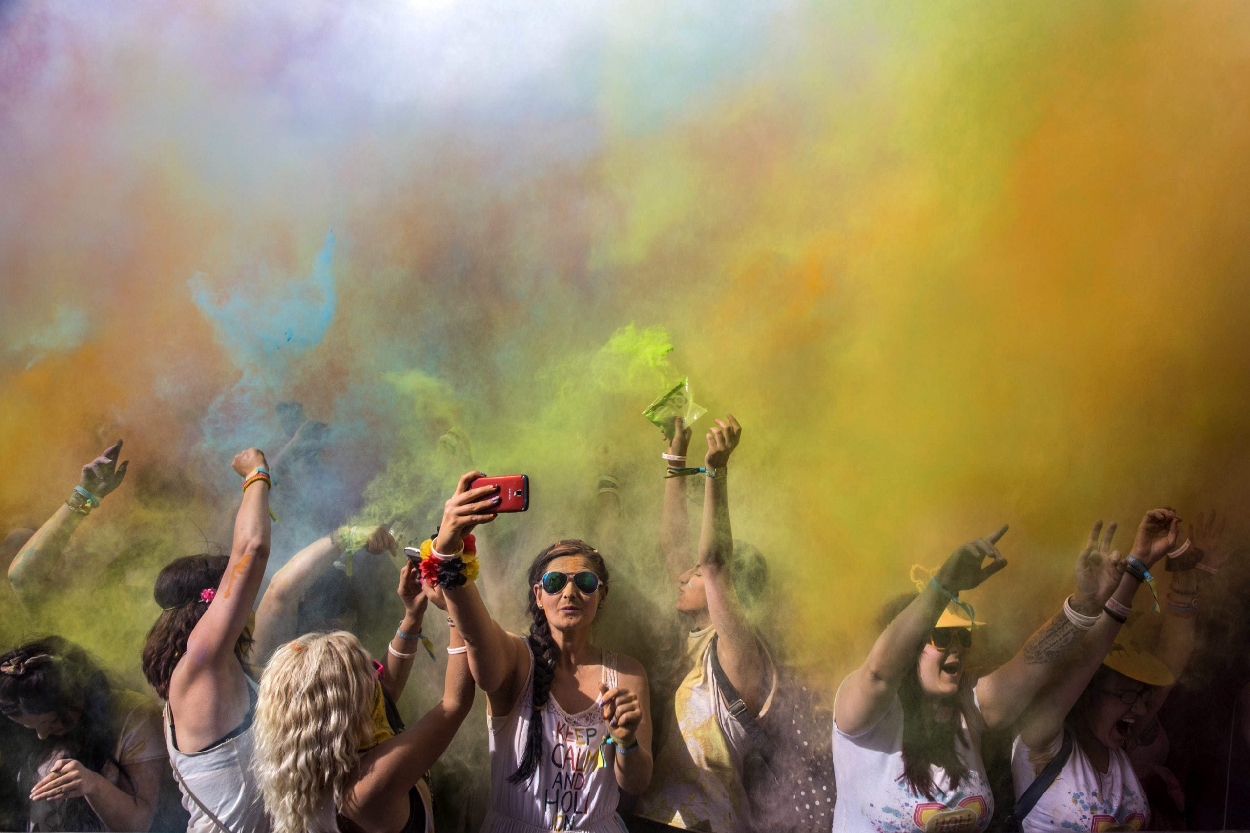 How the festival of Holi has become a textbook case of cultural appropriation for profit
