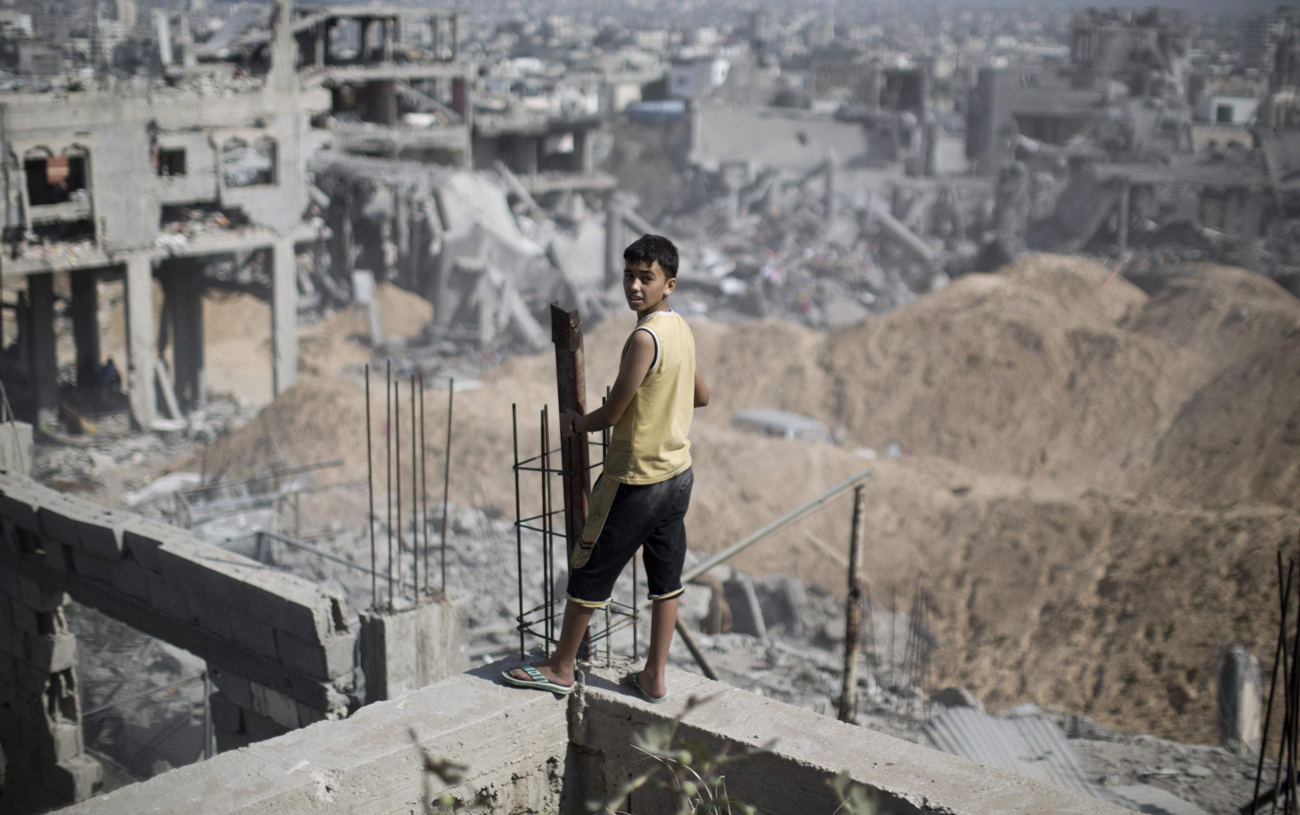 Conflict in Gaza is all part of Israel's indirect system of control over Palestinians