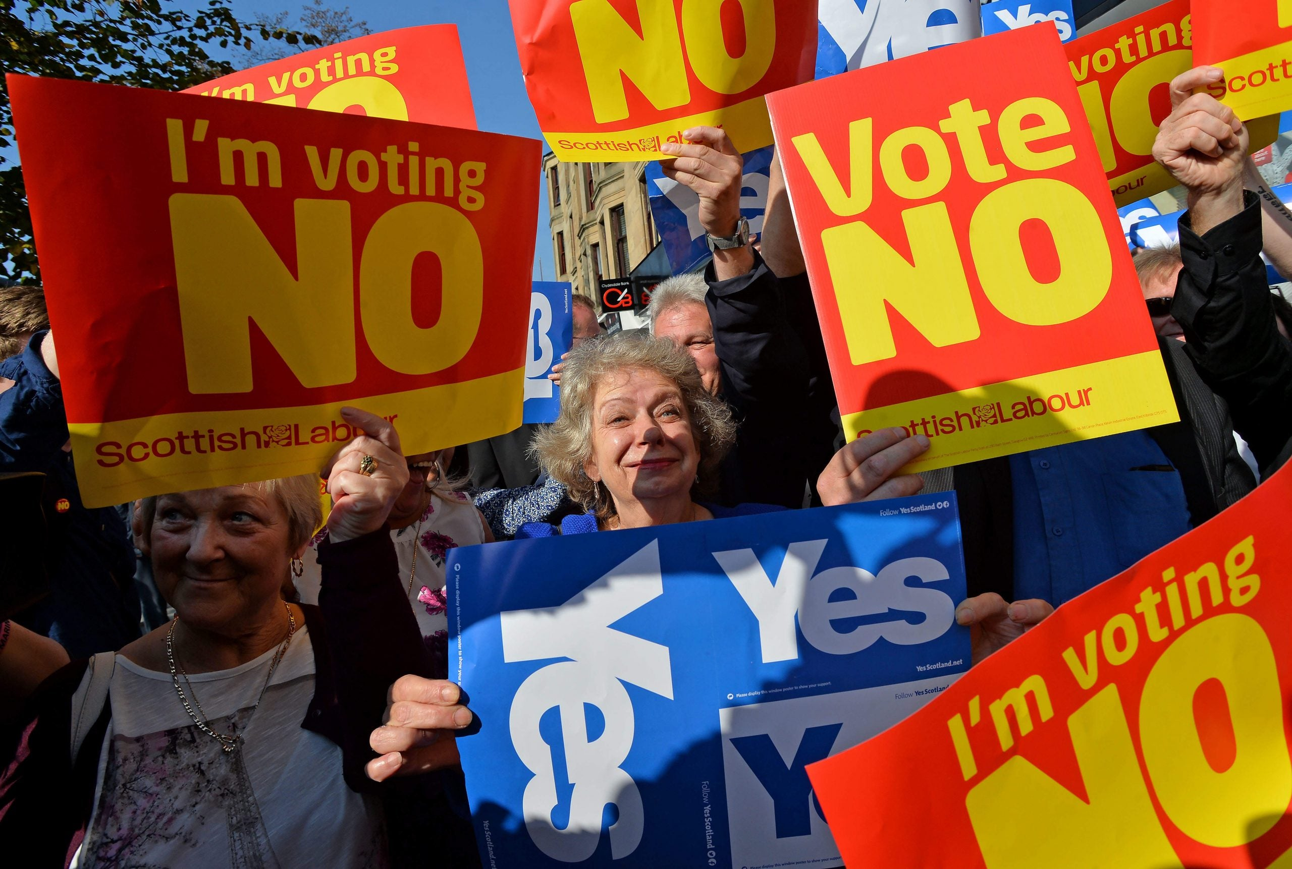 We need a new constitutional settlement - and not just for the Scots