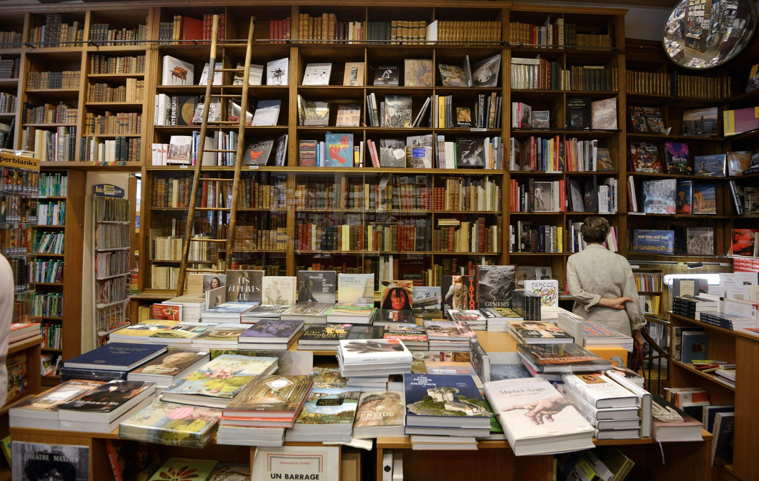 Have independent bookshops worked out how to survive in the age of Amazon?