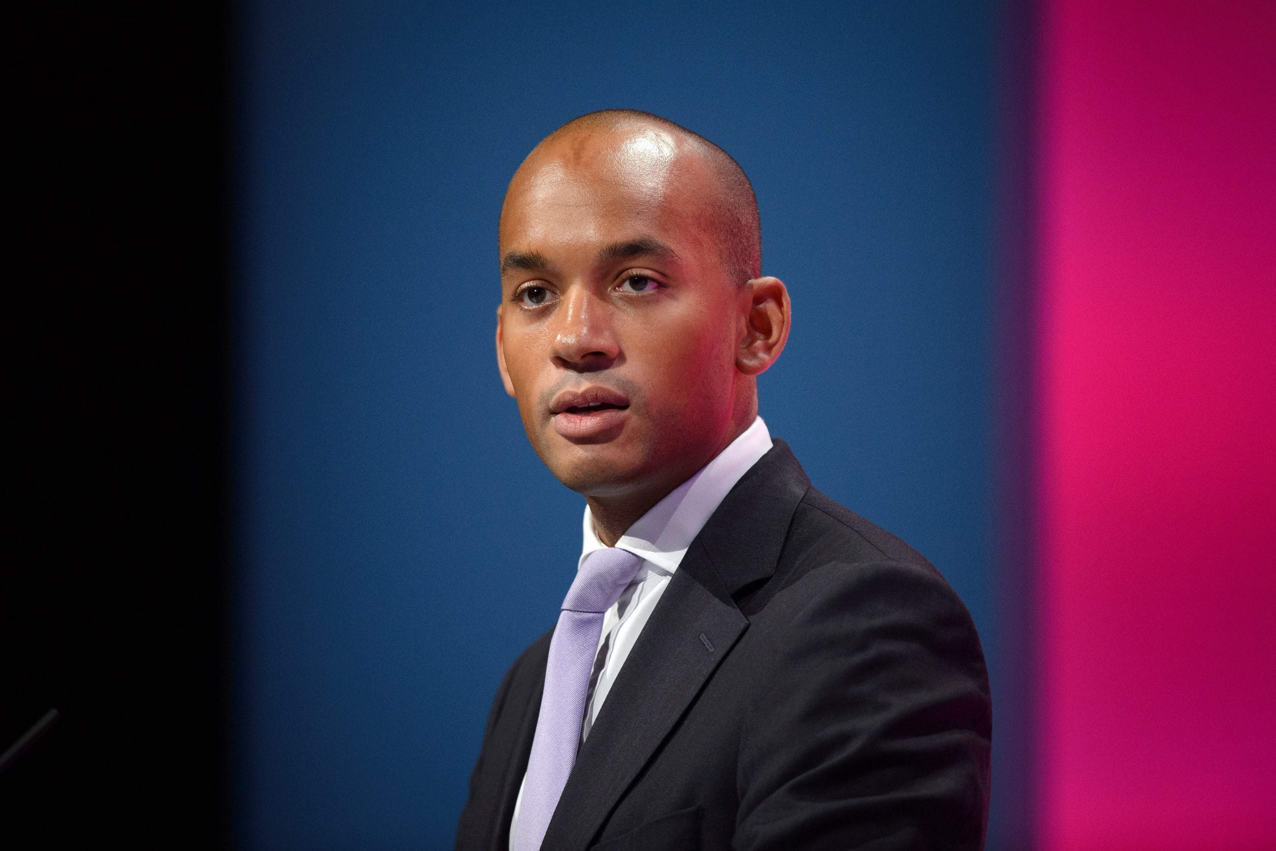 """""""Cutting off your nose to spite your face"""" - Chuka Umunna's speech on the Spending Review"""