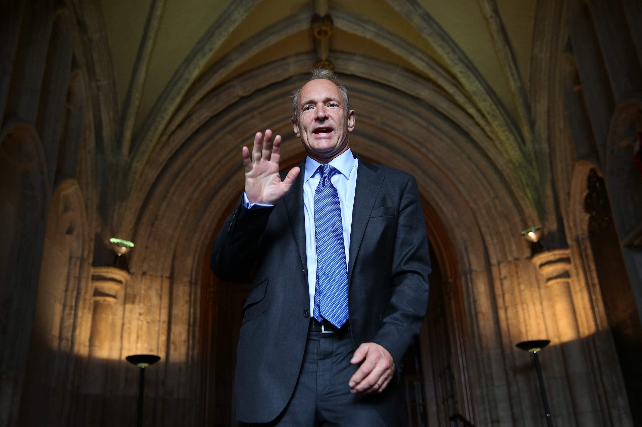 The NS Profile: Tim Berners-Lee