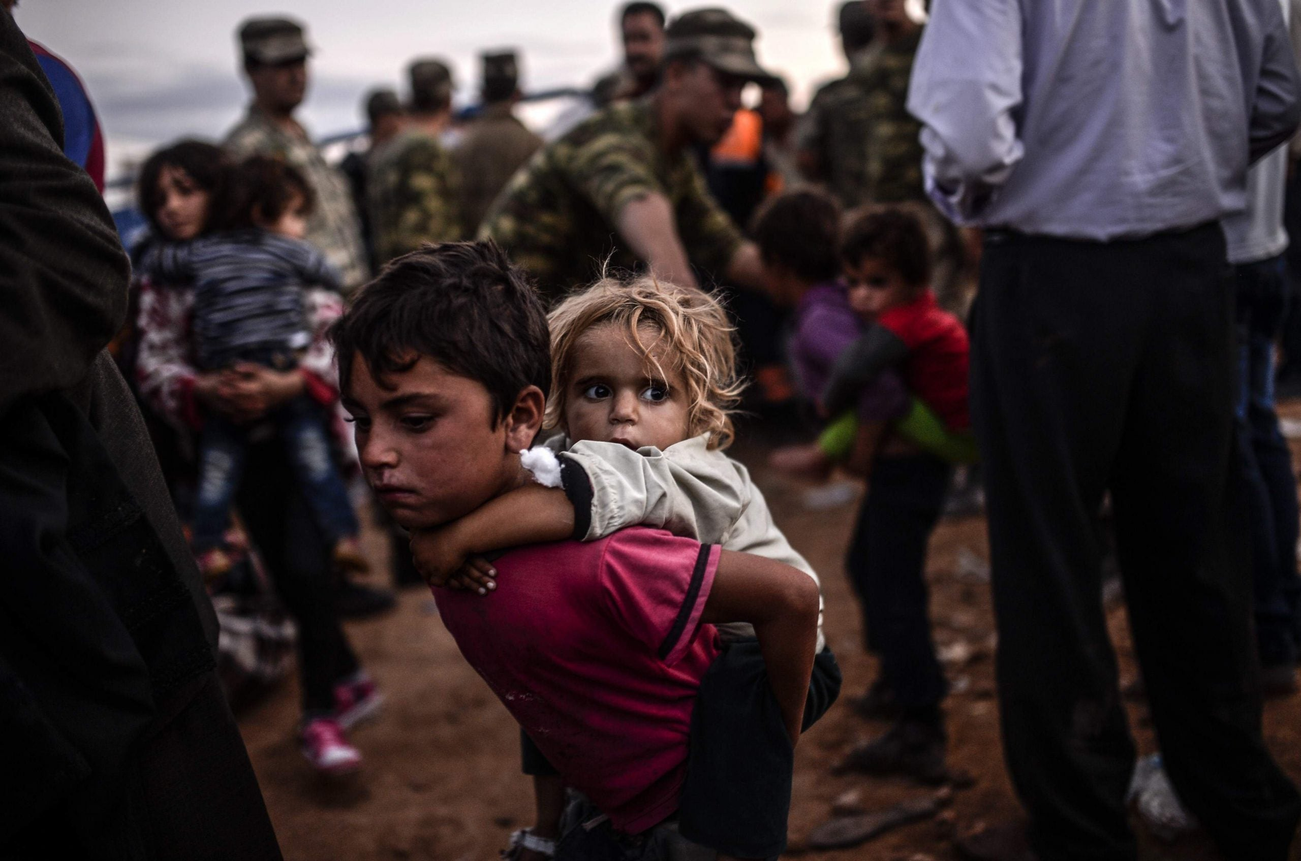 The child refugee vote brought shame on the government