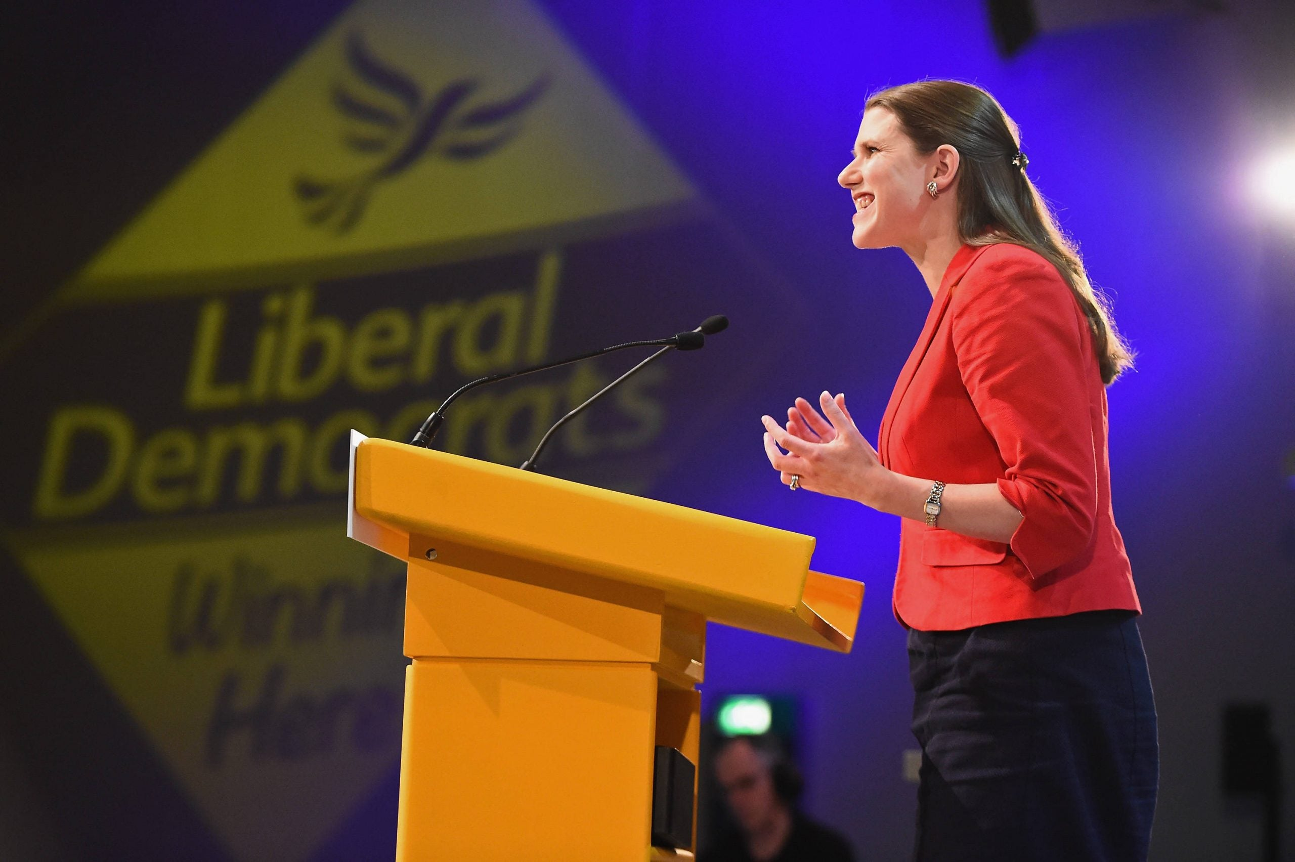 Jo Swinson: I delivered shared parental leave – now the Tories want to take the credit