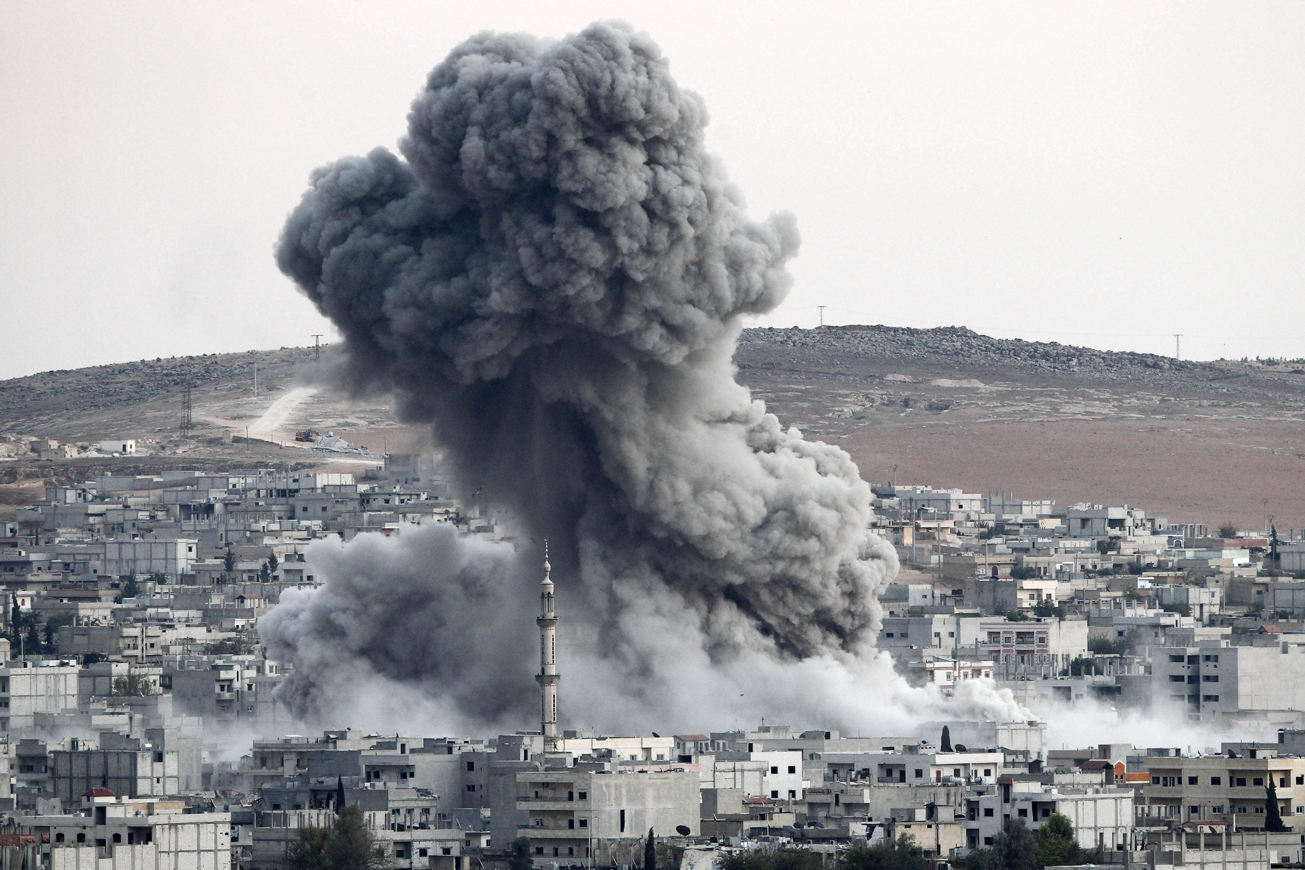 The new air strikes on Syria will compel even more angry young men to join the jihad