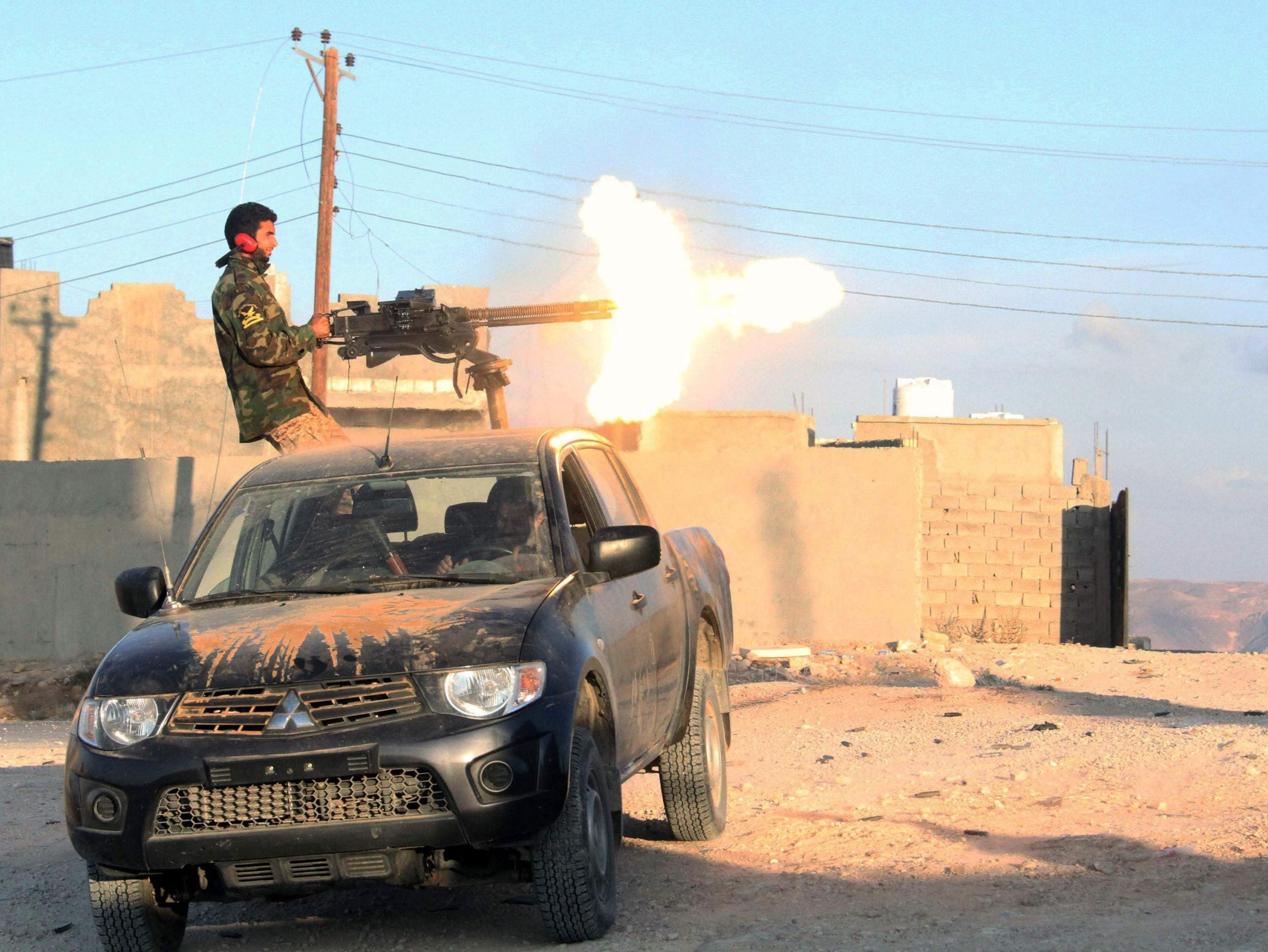 To combat Islamic State, the world's leaders need to restore order to Libya
