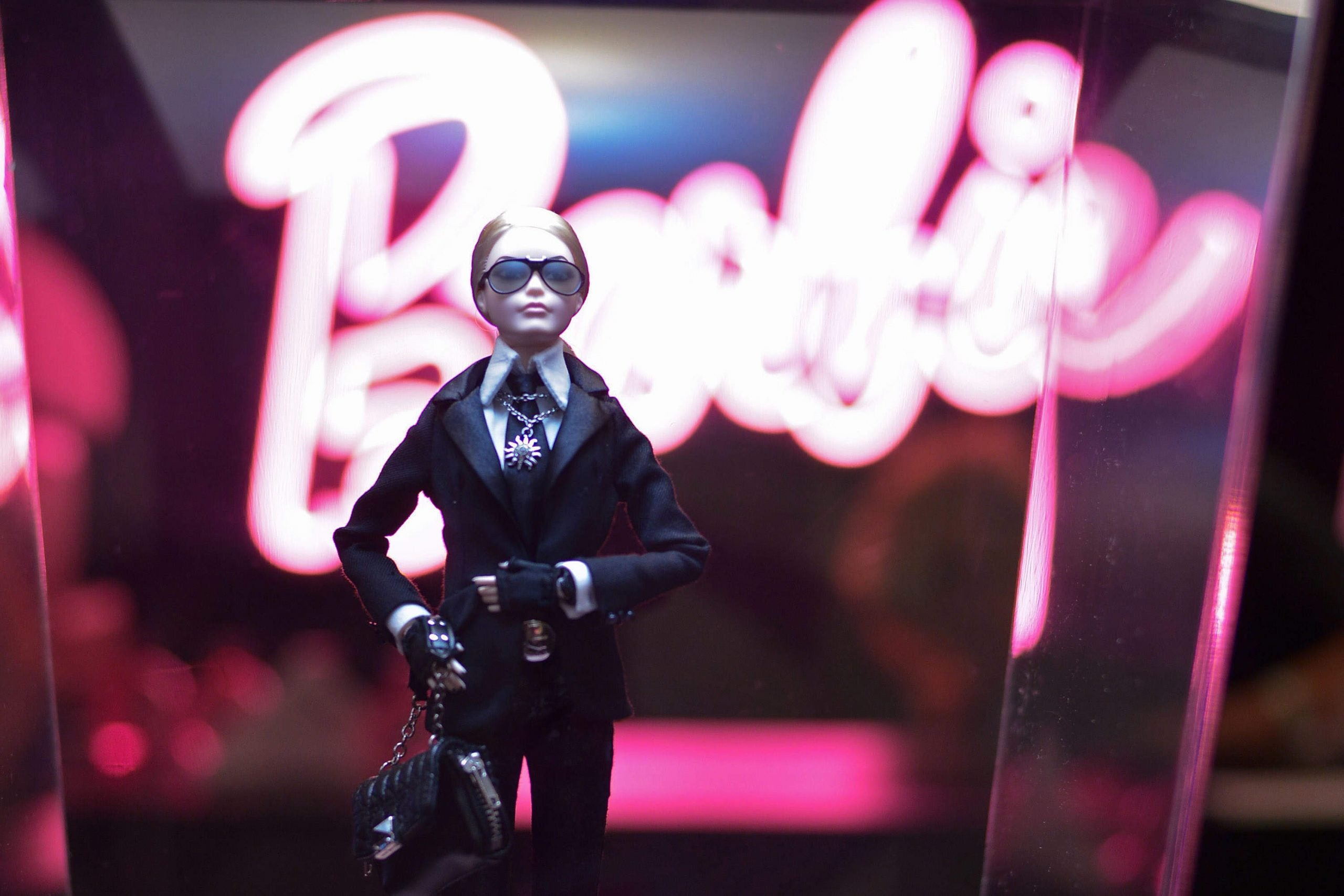 Barbie has a new look. Time to celebrate?