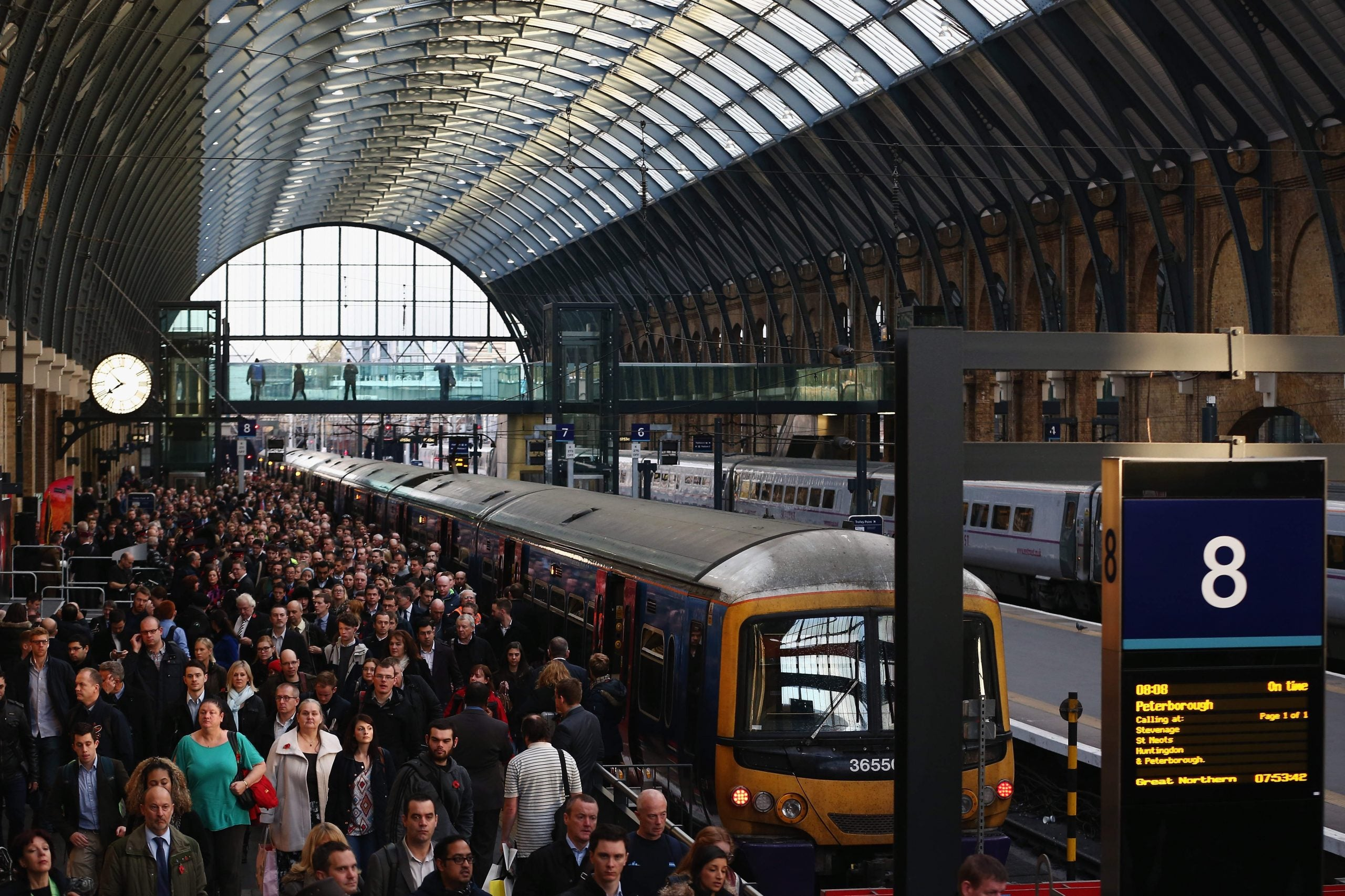 What's Labour's plan for the railways?