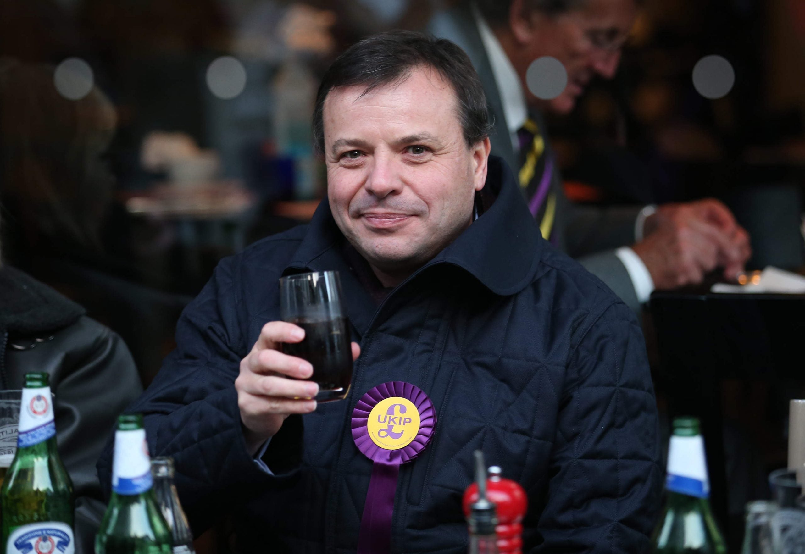 Ukip donor Arron Banks wants to fund a new political party – how would it work?