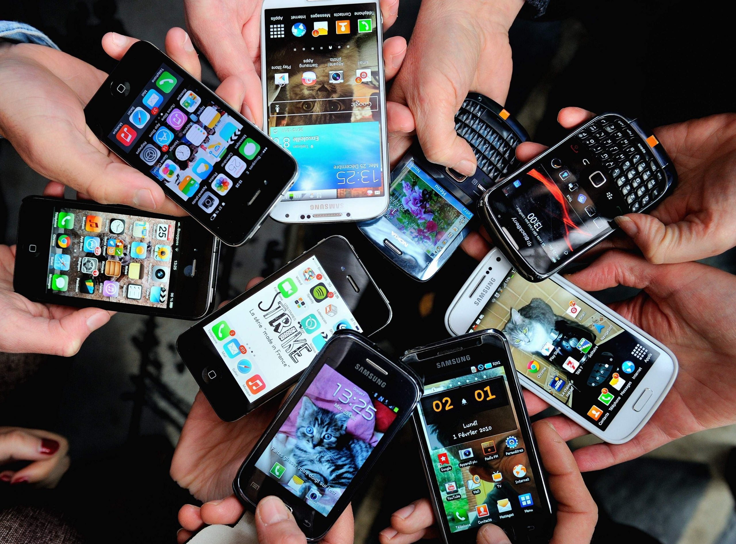 Can't survive without your phone? You could be suffering from nomophobia