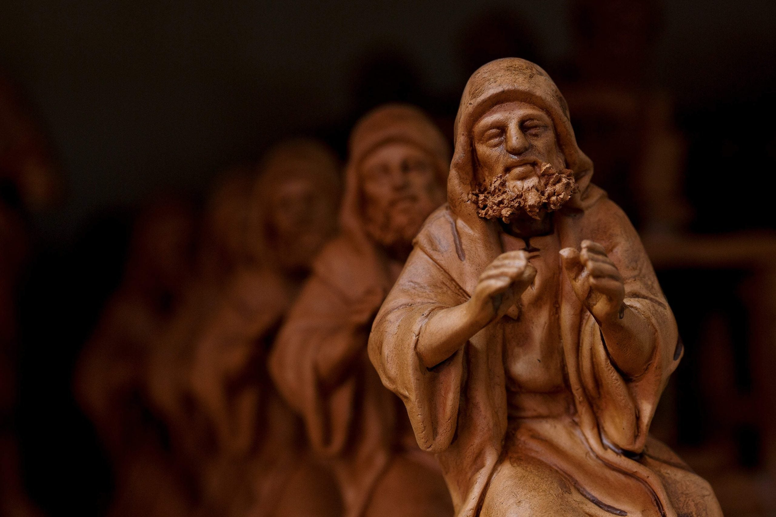 This Christmas, we should cherish the weirdness of religion
