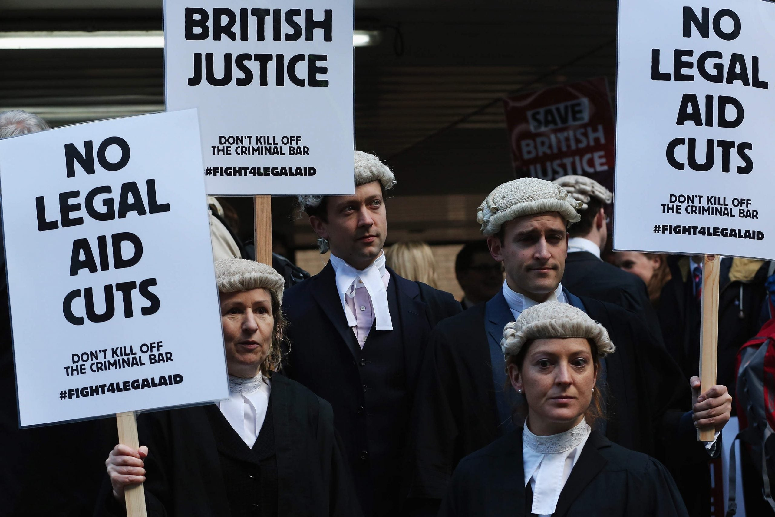 The criminal bar is becoming extinct – and we should be worried about it