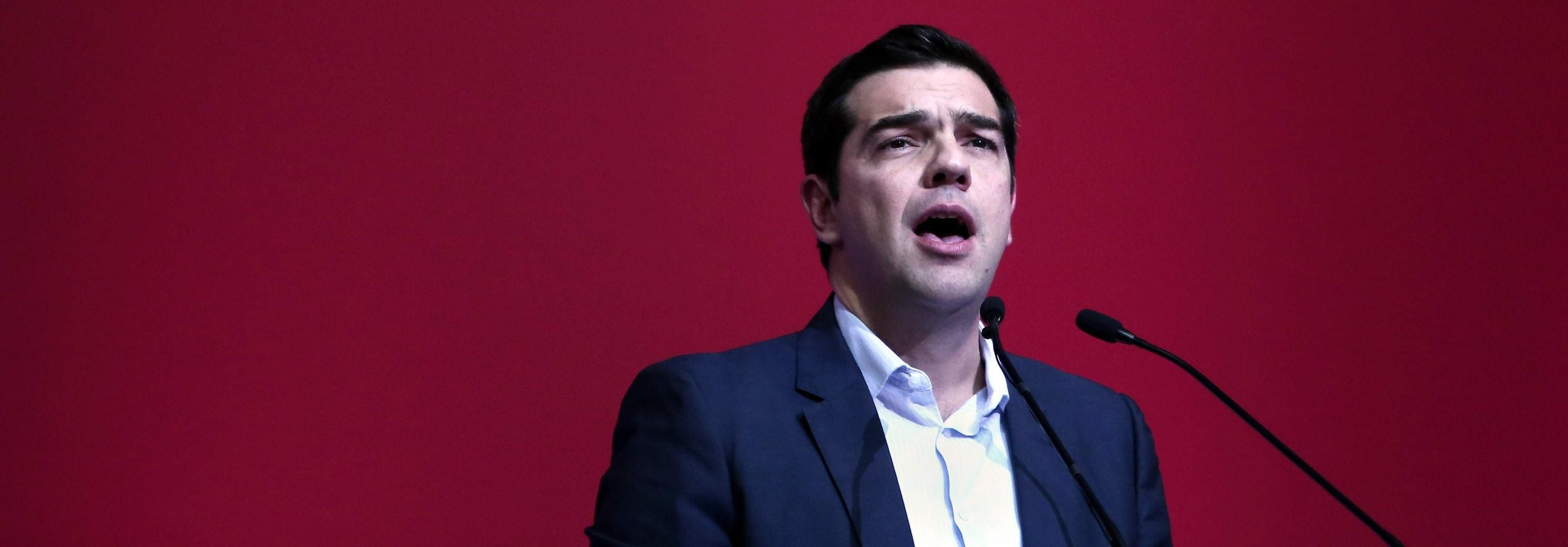 Tsipras' resignation has left Syriza in deep trouble