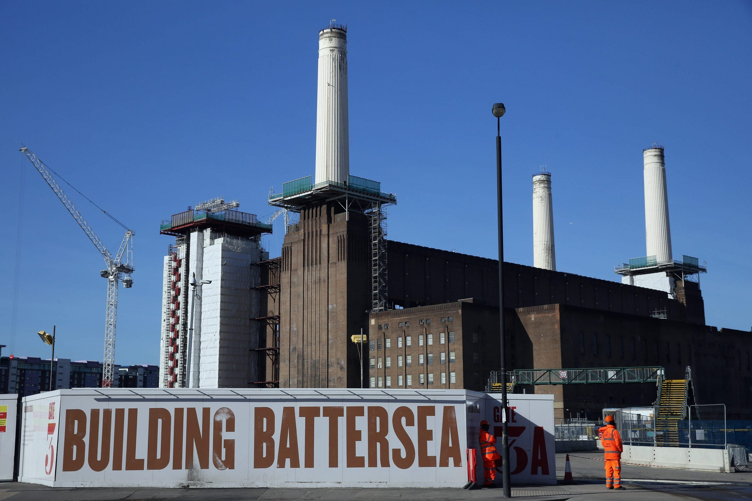 The tale of Battersea power station shows how affordable housing is lost