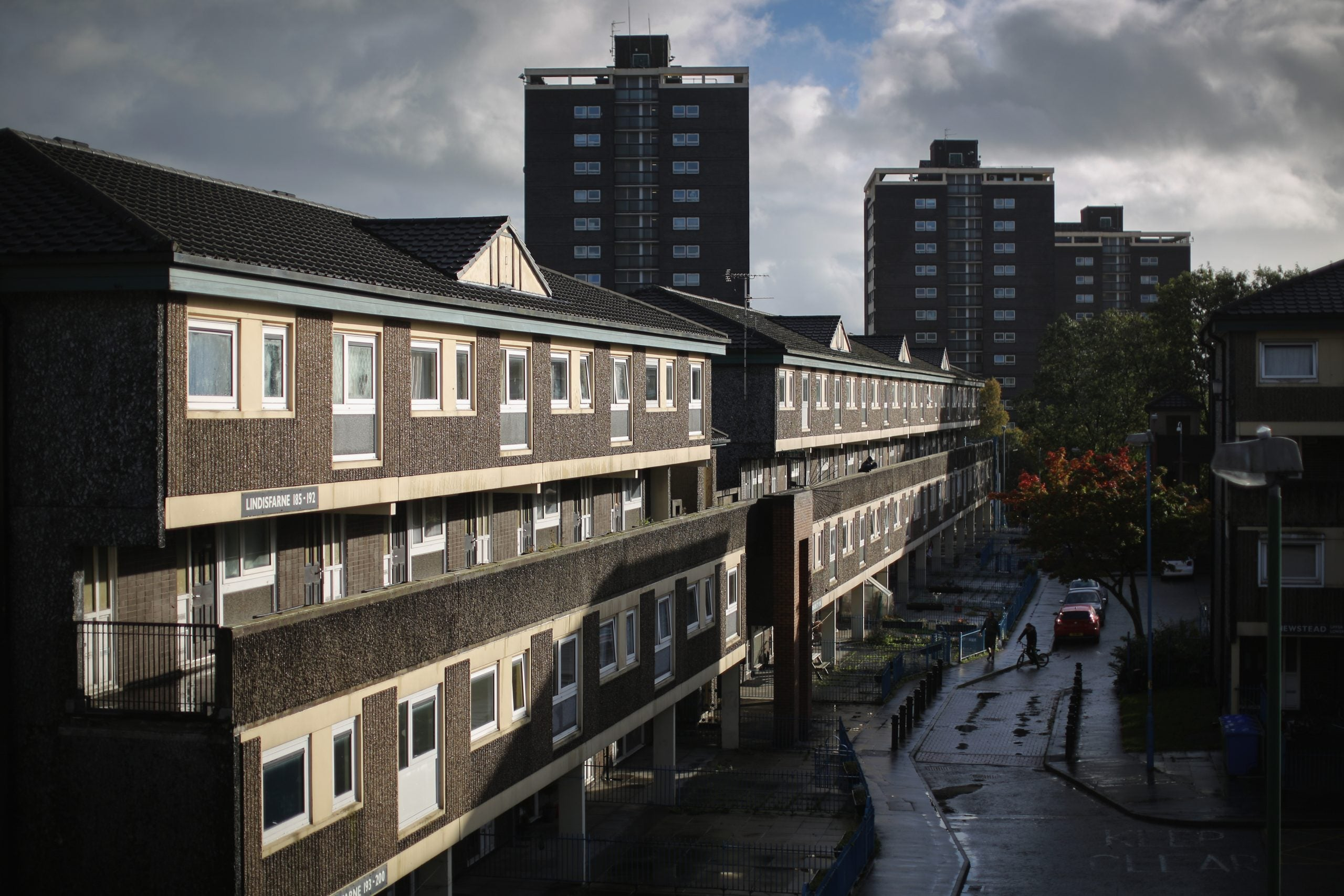 A third of adults in Britain live in unsafe and insecure housing