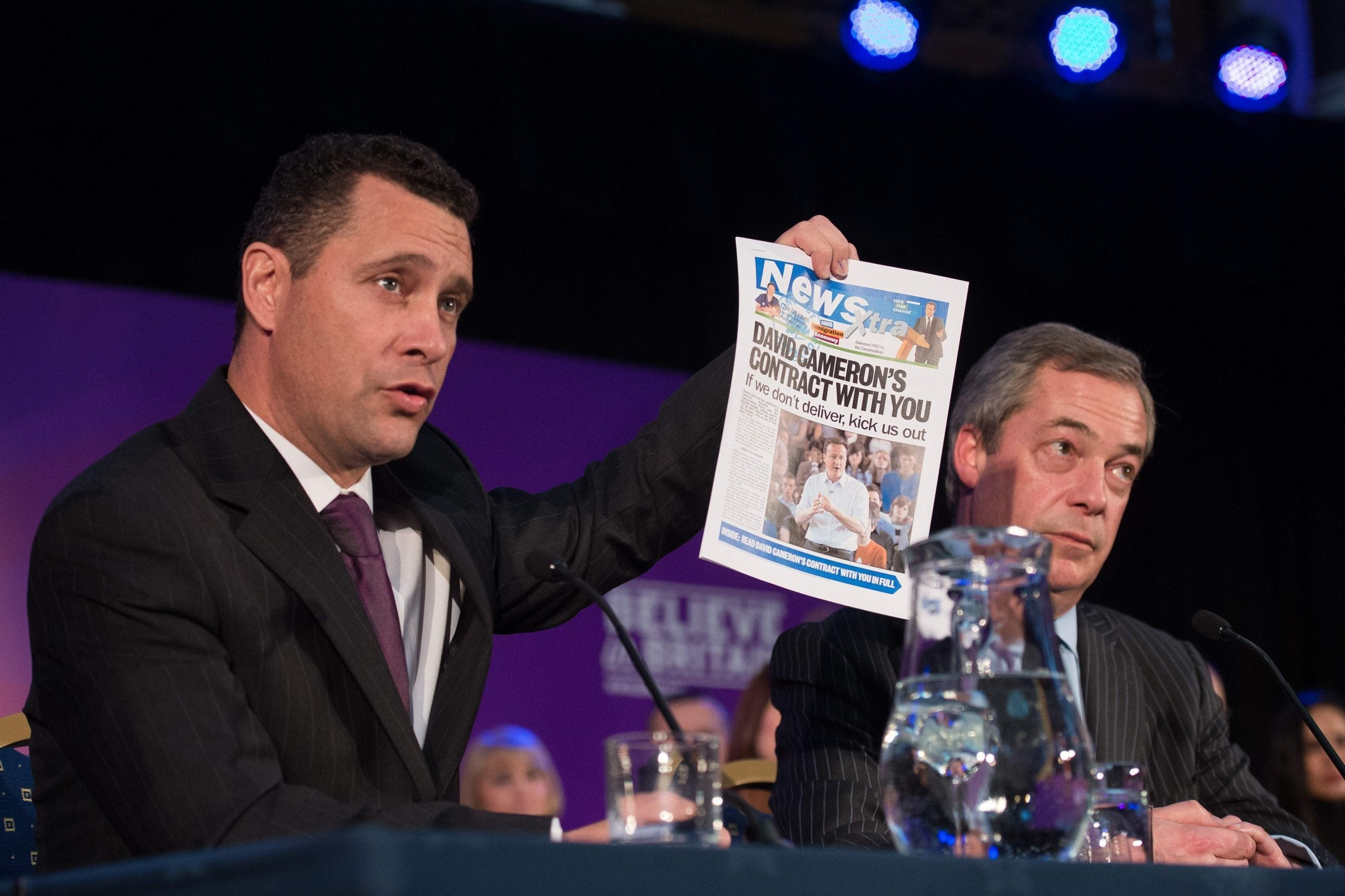 What now for Ukip's identity, as Steven Woolfe is excluded from the leadership election?