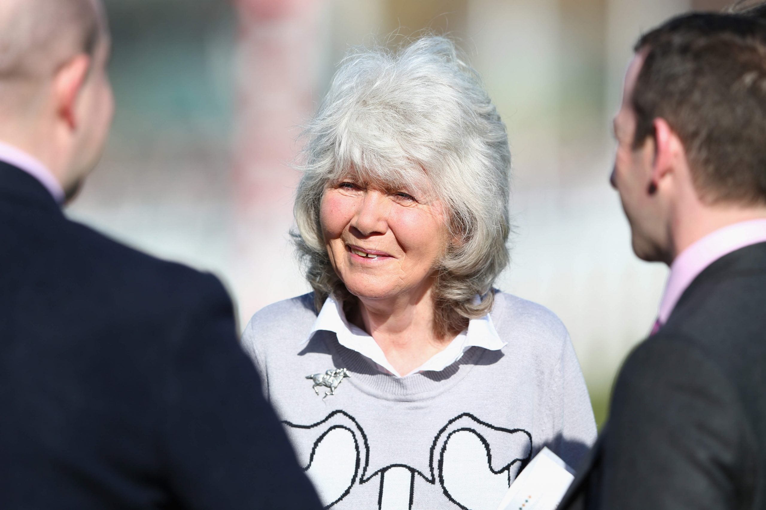 My Corbynite mother, Boris abuse, and talking horse sex with Jilly Cooper