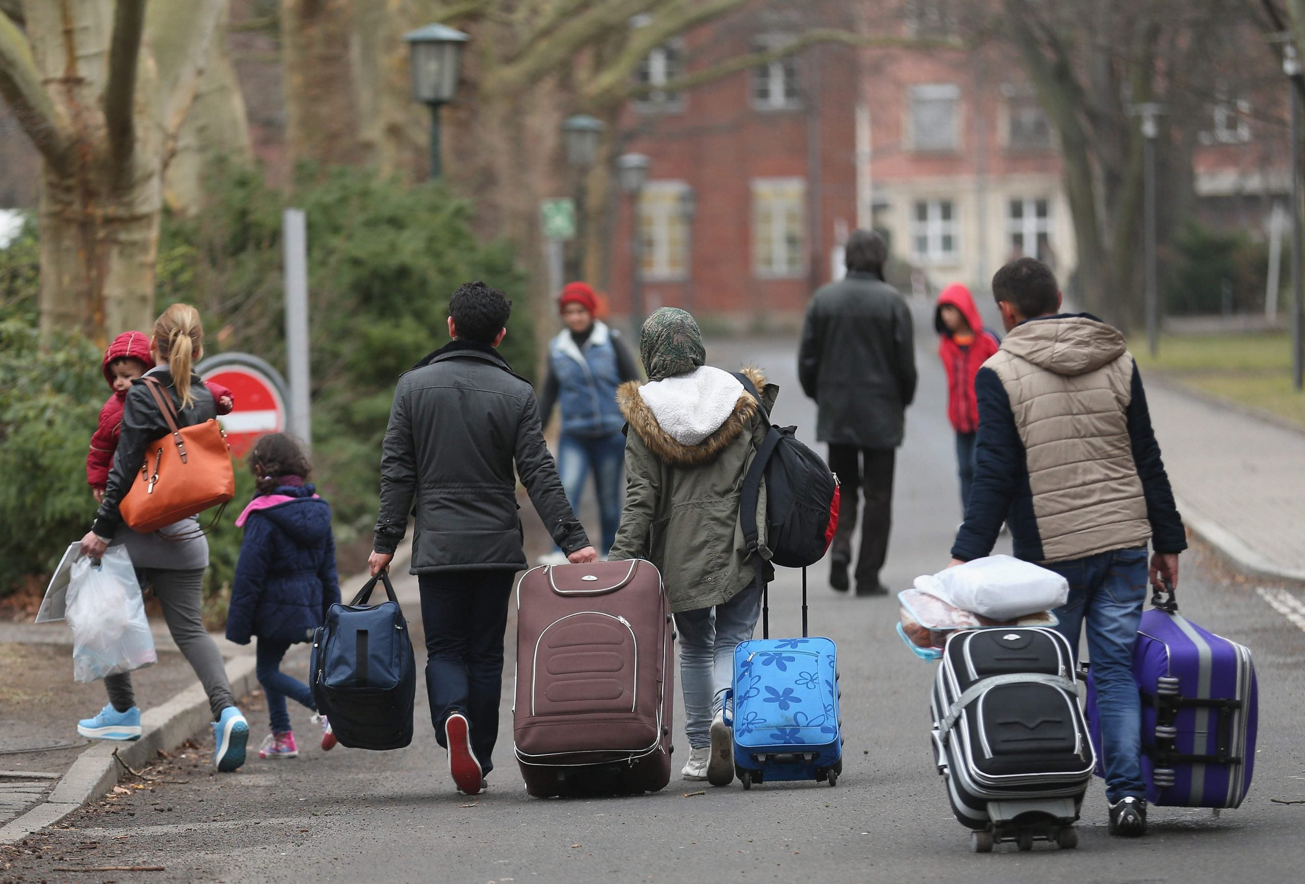 We must do more to help Britain's refugees