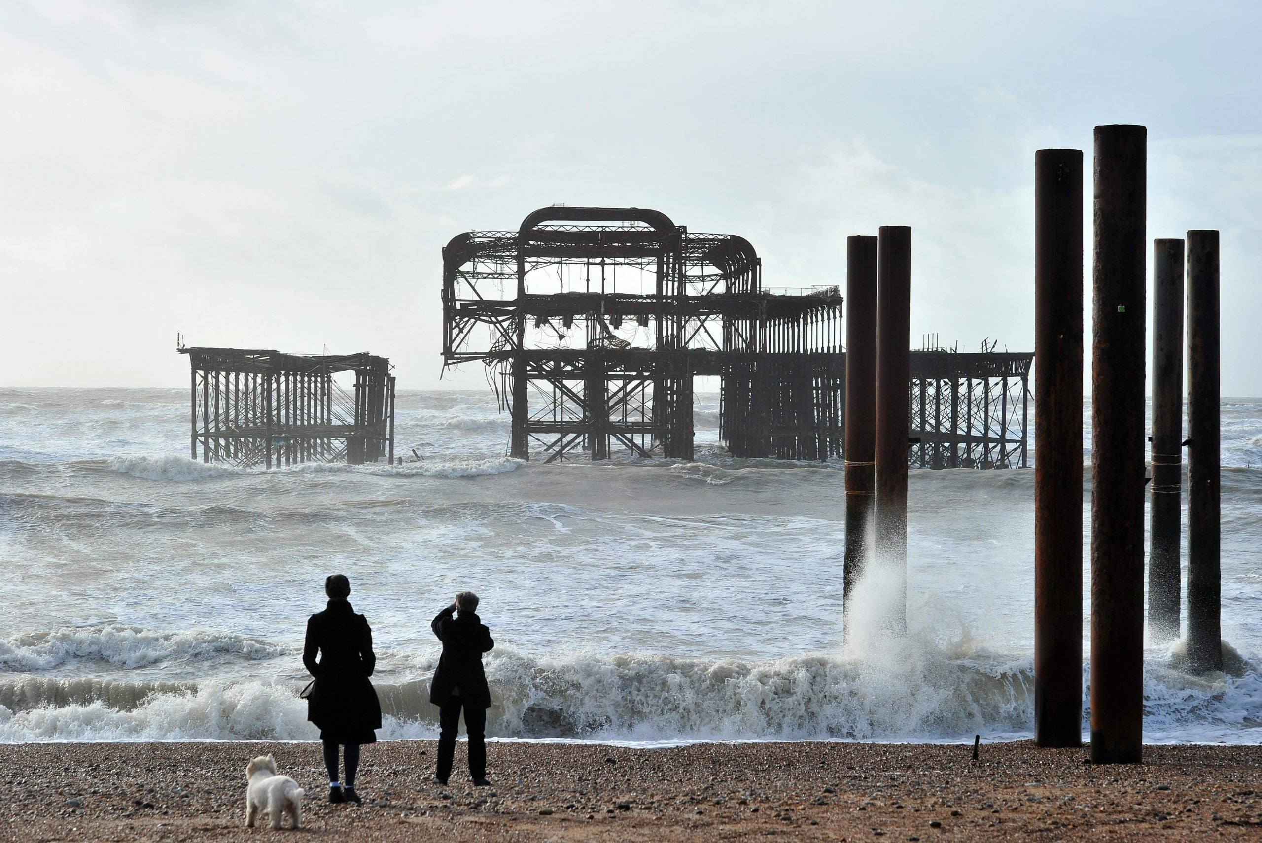 The Pier Falls is a skilful short story collection – and the glummest book I've read in years