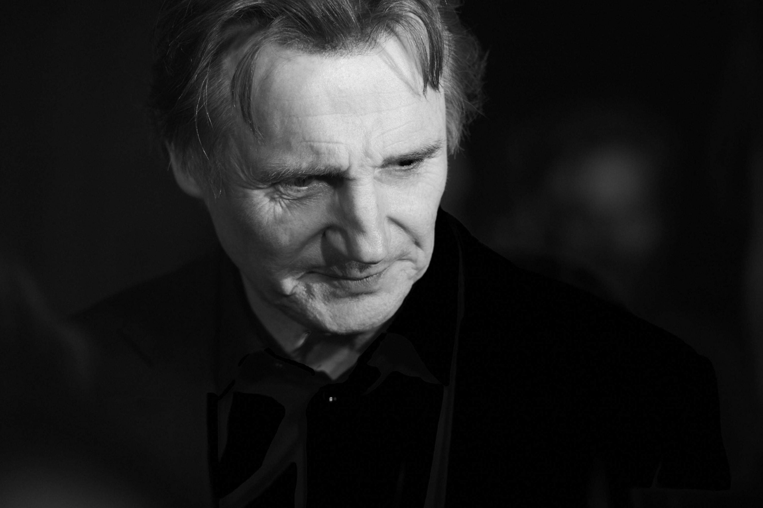 """""""My imagination was very vivid"""": the bewitching sound of Liam Neeson's voice"""