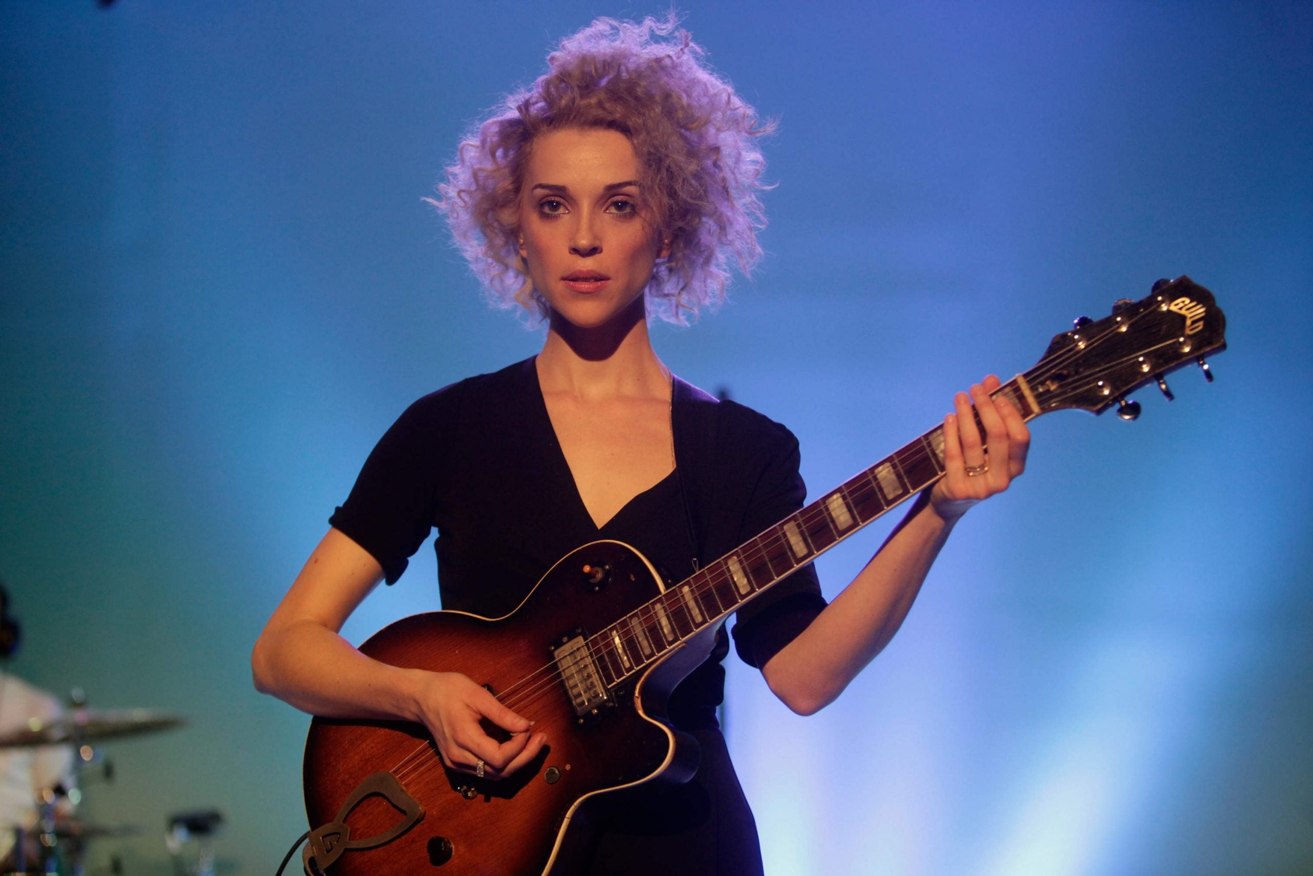 St Vincent's Masseduction is spangled with ethereal moments