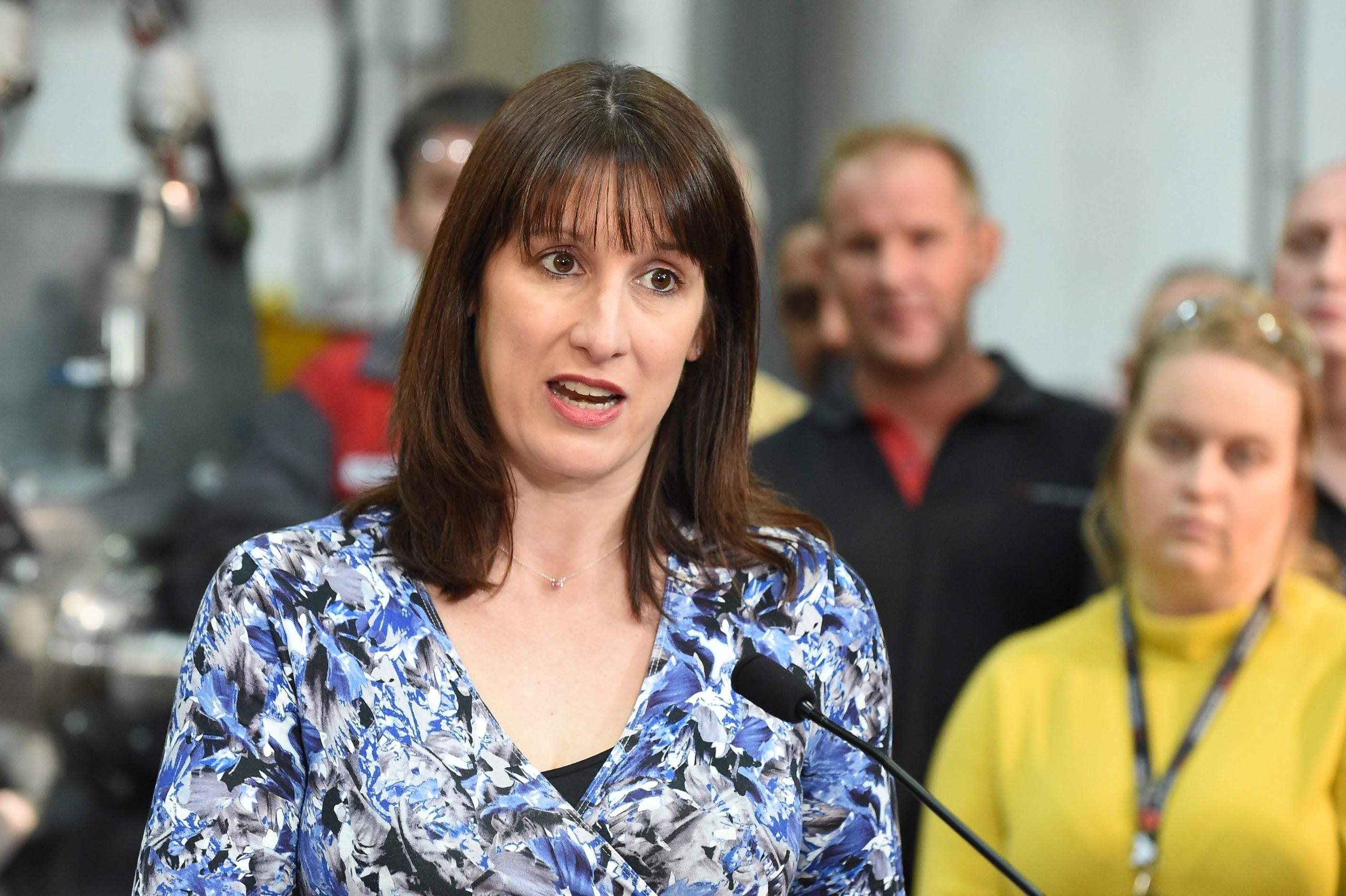 Rachel Reeves MP: Ending free movement should be a red line for Labour post-Brexit