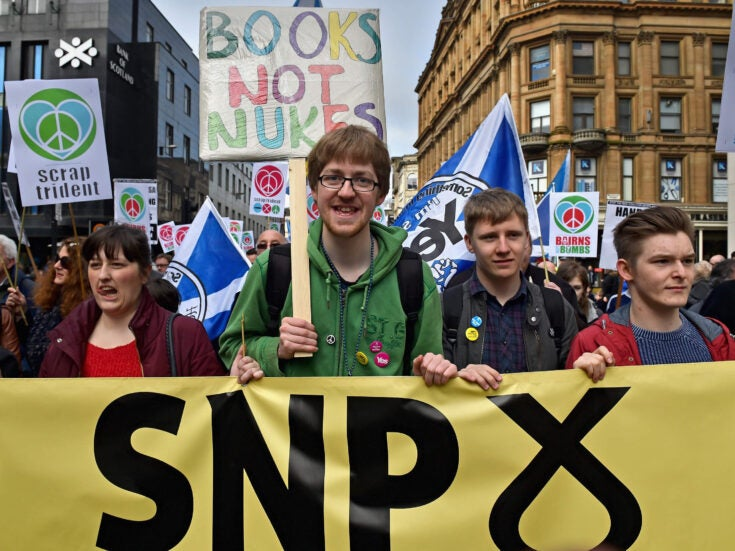 The SNP meeting arms dealers is unlikely to stir voters – but will enrage party members