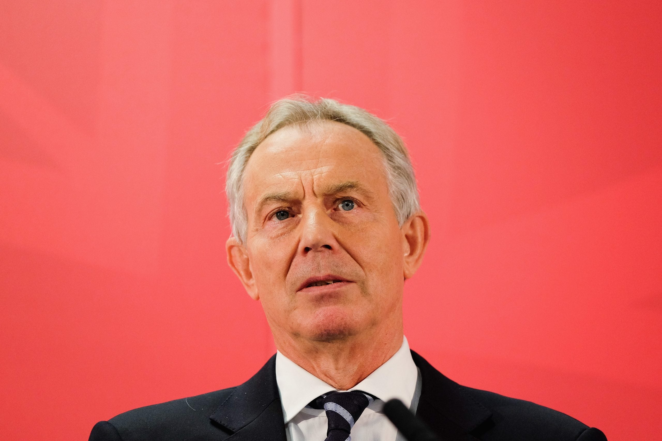 Does Tony Blair really believe he can lead the change Labour needs?