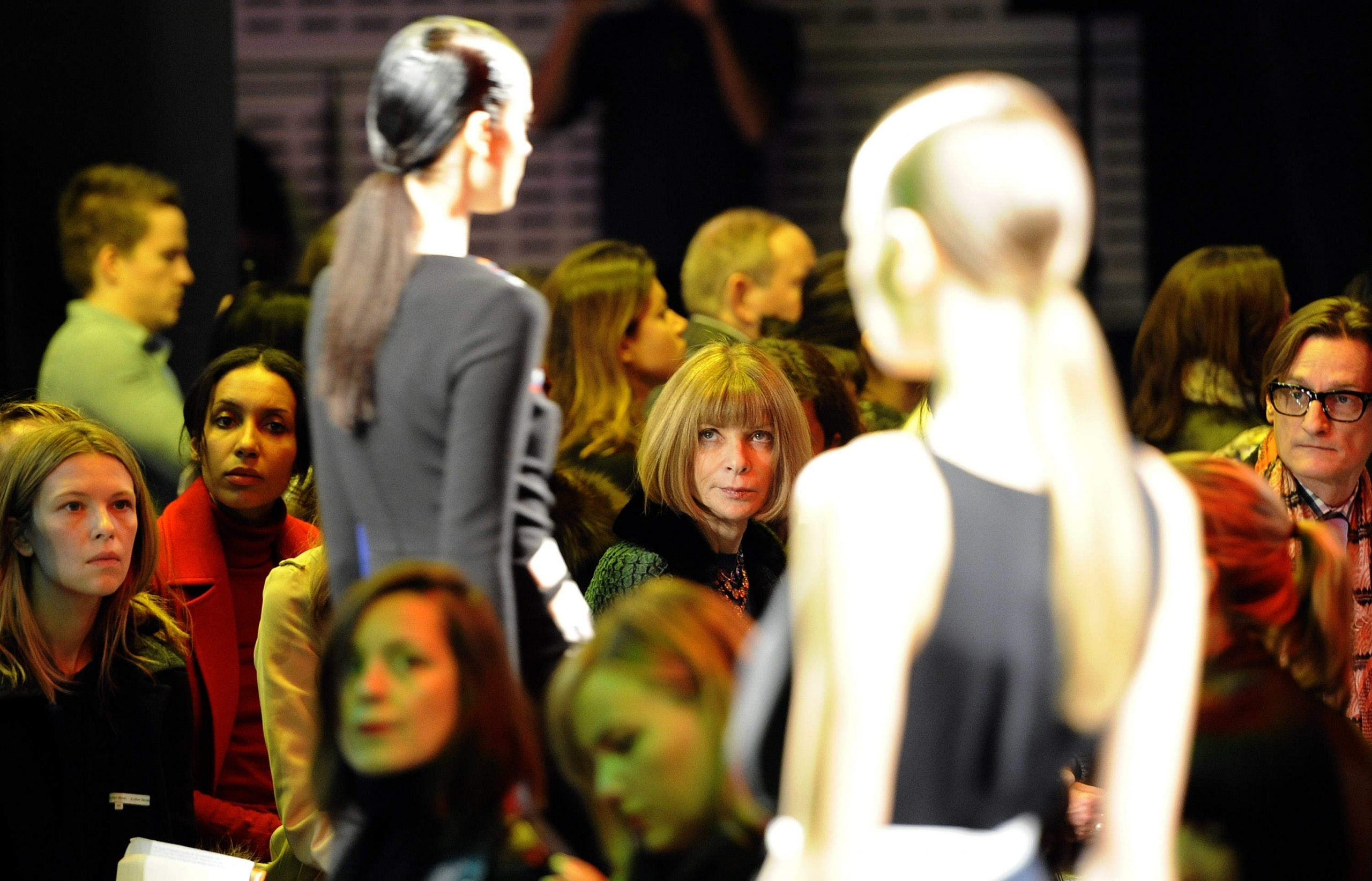 Absolutely Fashion showed what fashion week is really like: nasty, brutish and short