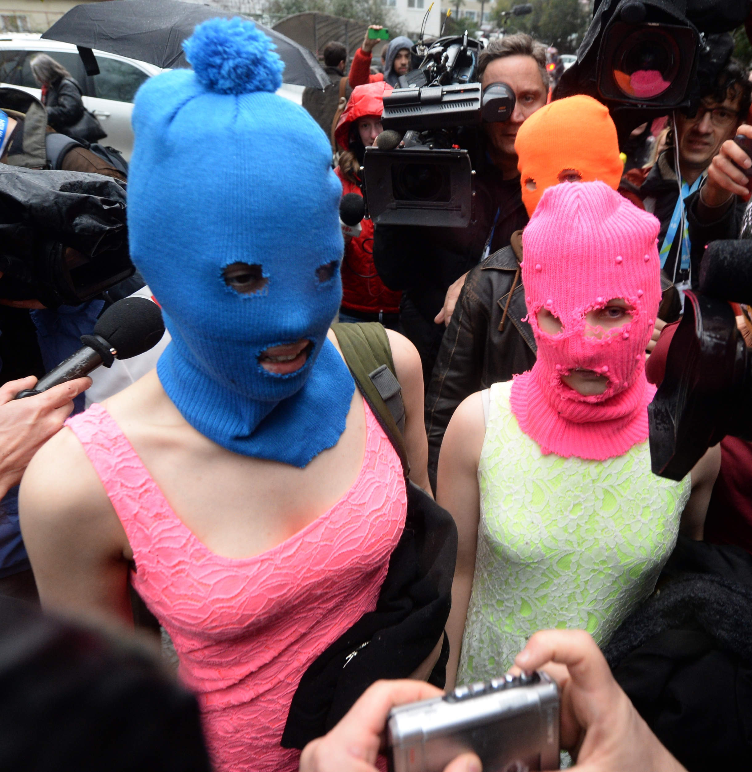 What's it like to be a human rights activist in post-Pussy Riot Russia?